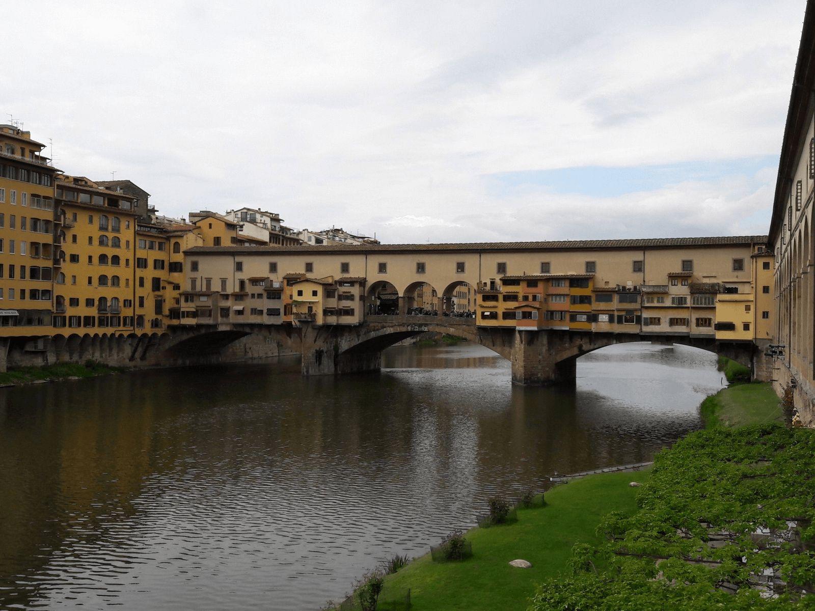 Toskana i Firenca: Firenca: Ponte Vecchio