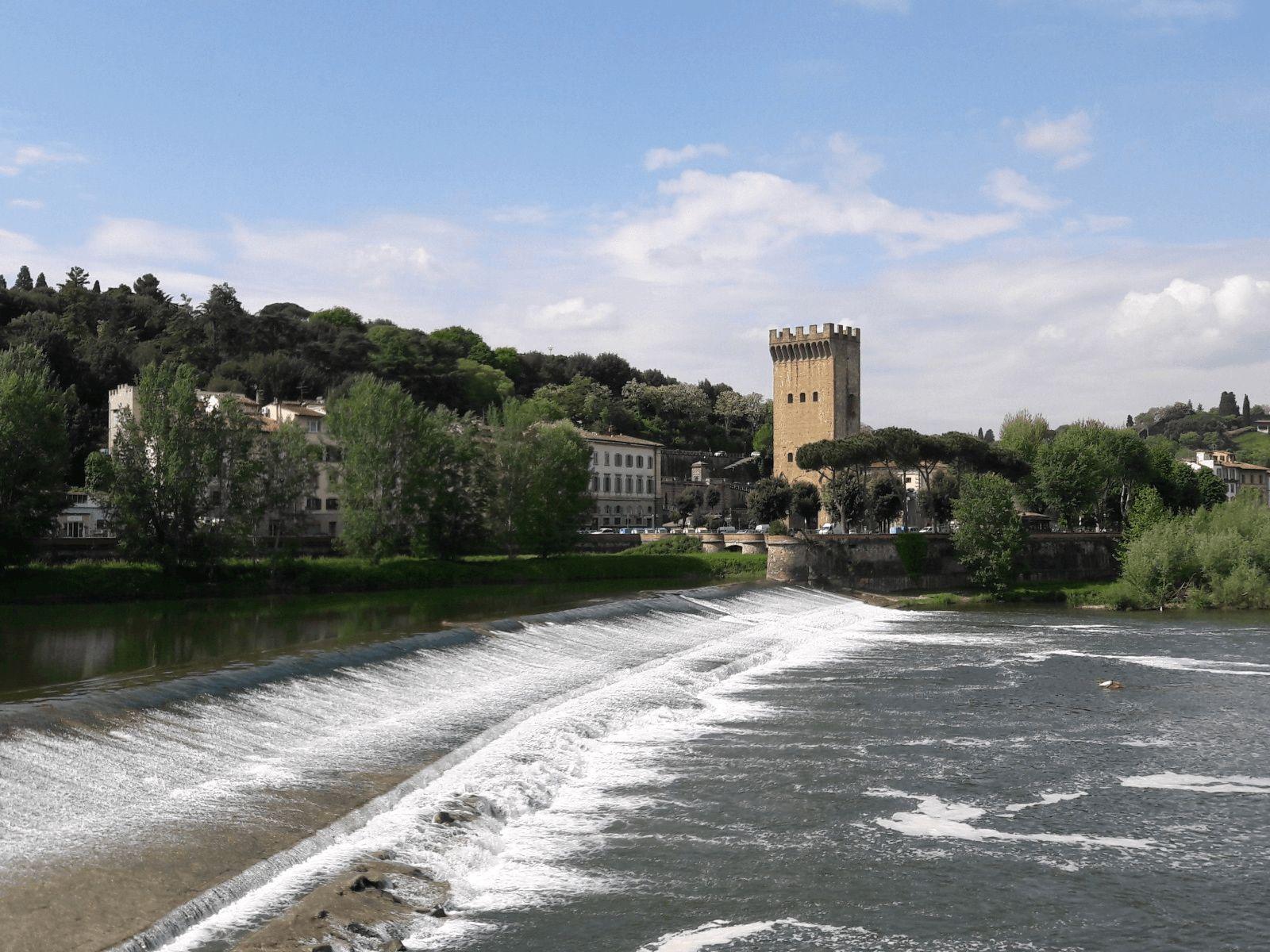Toskana i Firenca: Toskana: rijeka Arno