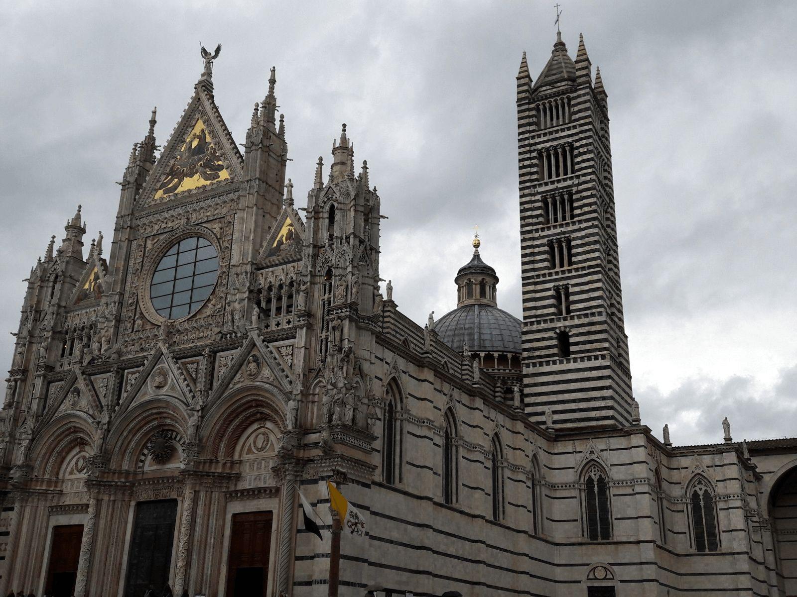 Toskana i Firenca: Sienna: katedrala Marijina Uznesenja