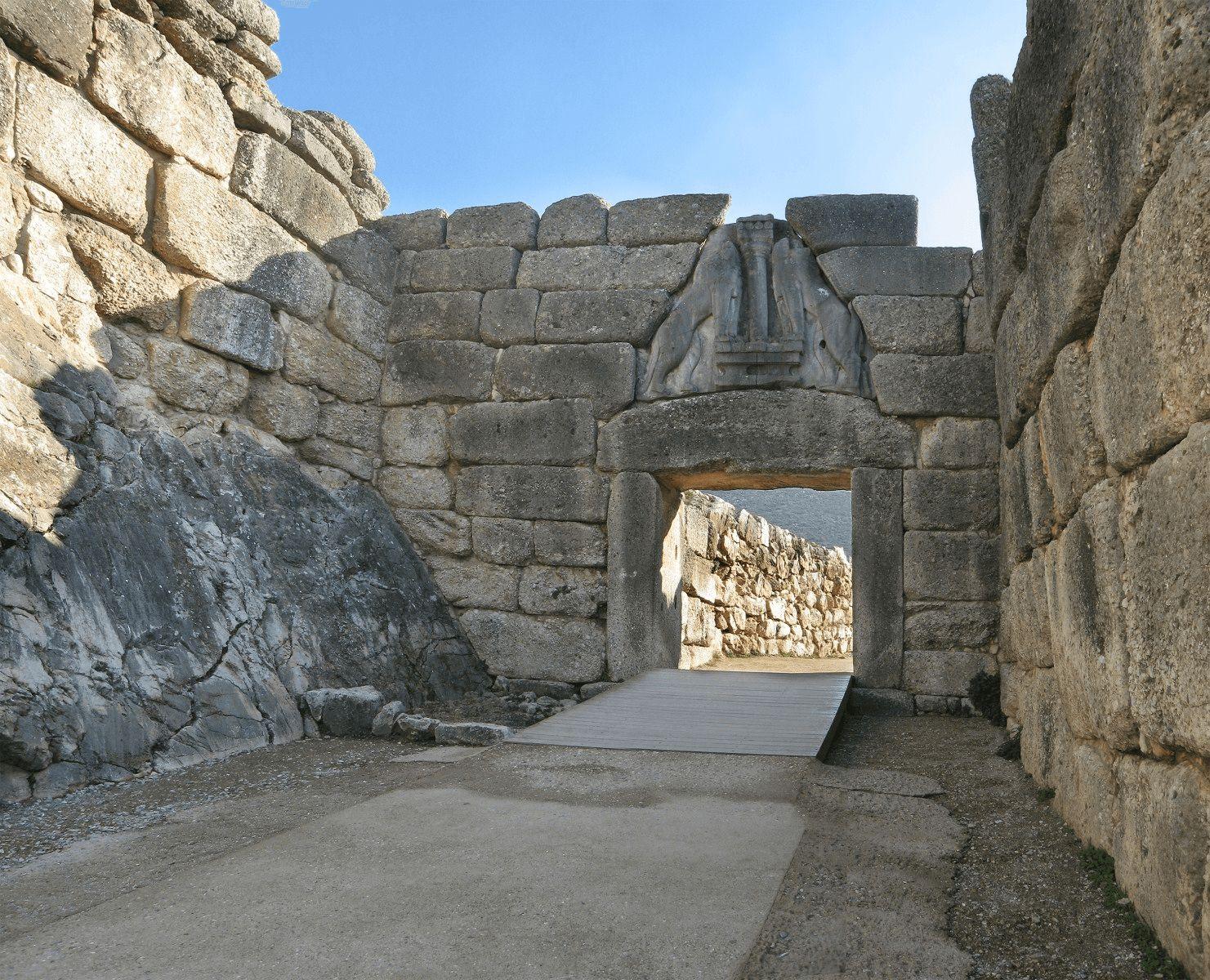 Prijestolnice Grčke i Antička Grčka: Mikena
