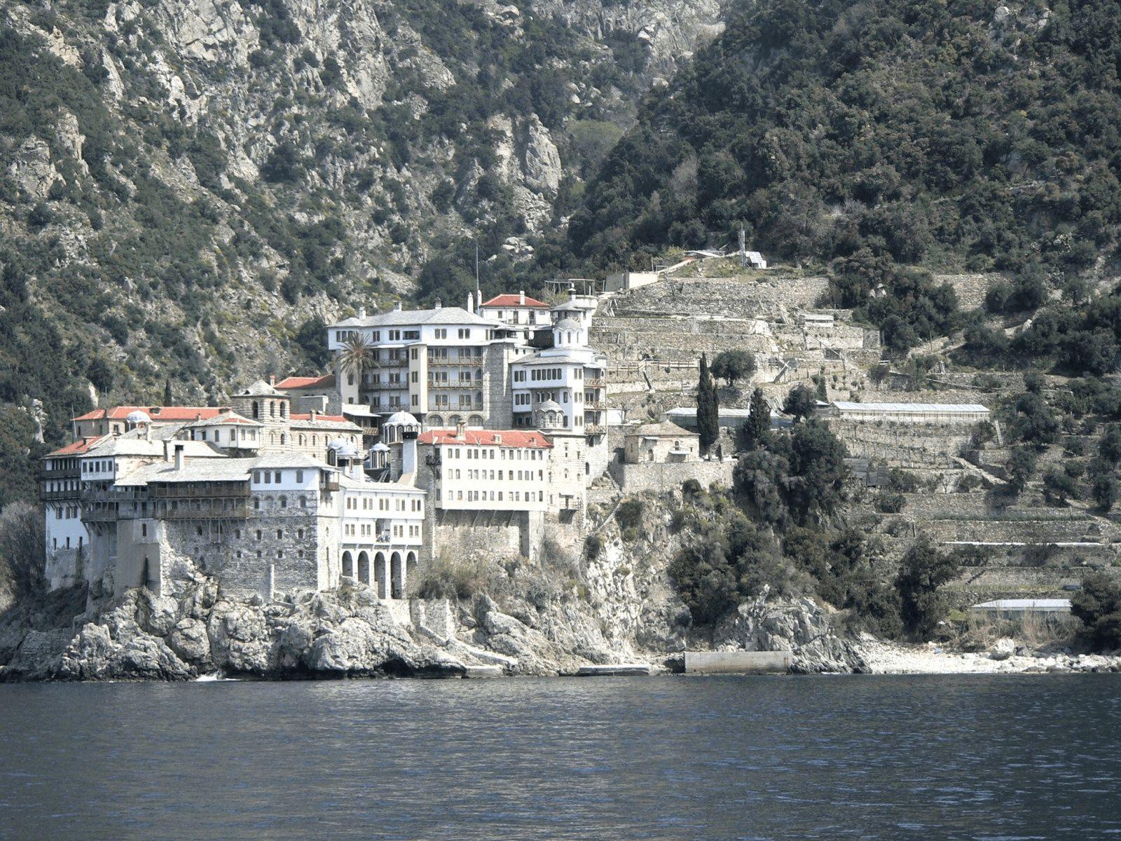 Prijestolnice Grčke i Antička Grčka: Izlet brodom oko planine Athos