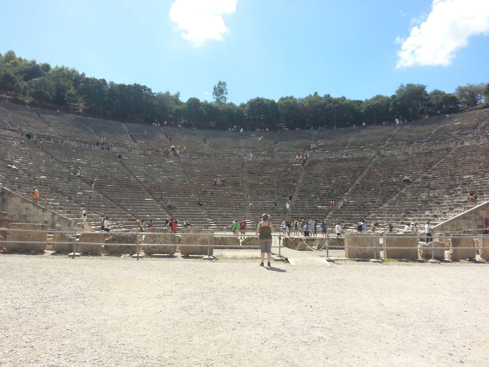 Prijestolnice Grčke i Antička Grčka: Epidaur