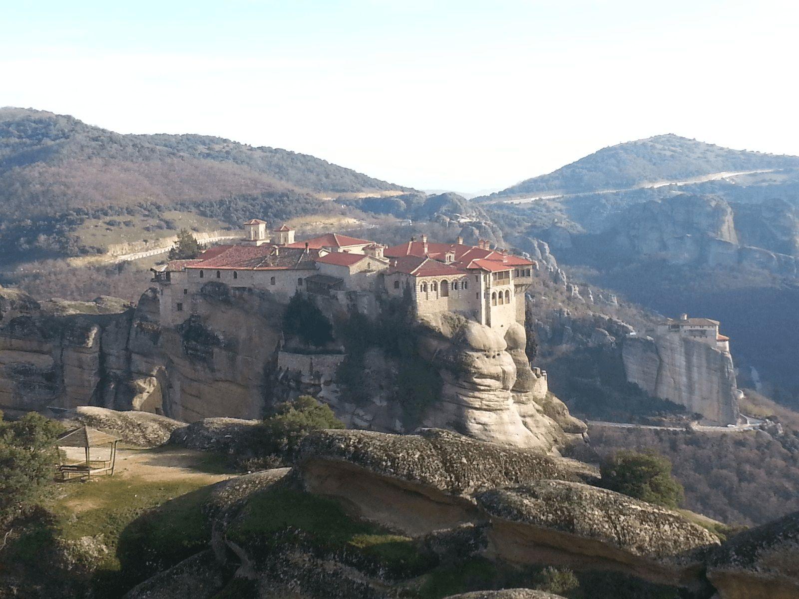 Prijestolnice Grčke i Antička Grčka: Meteora