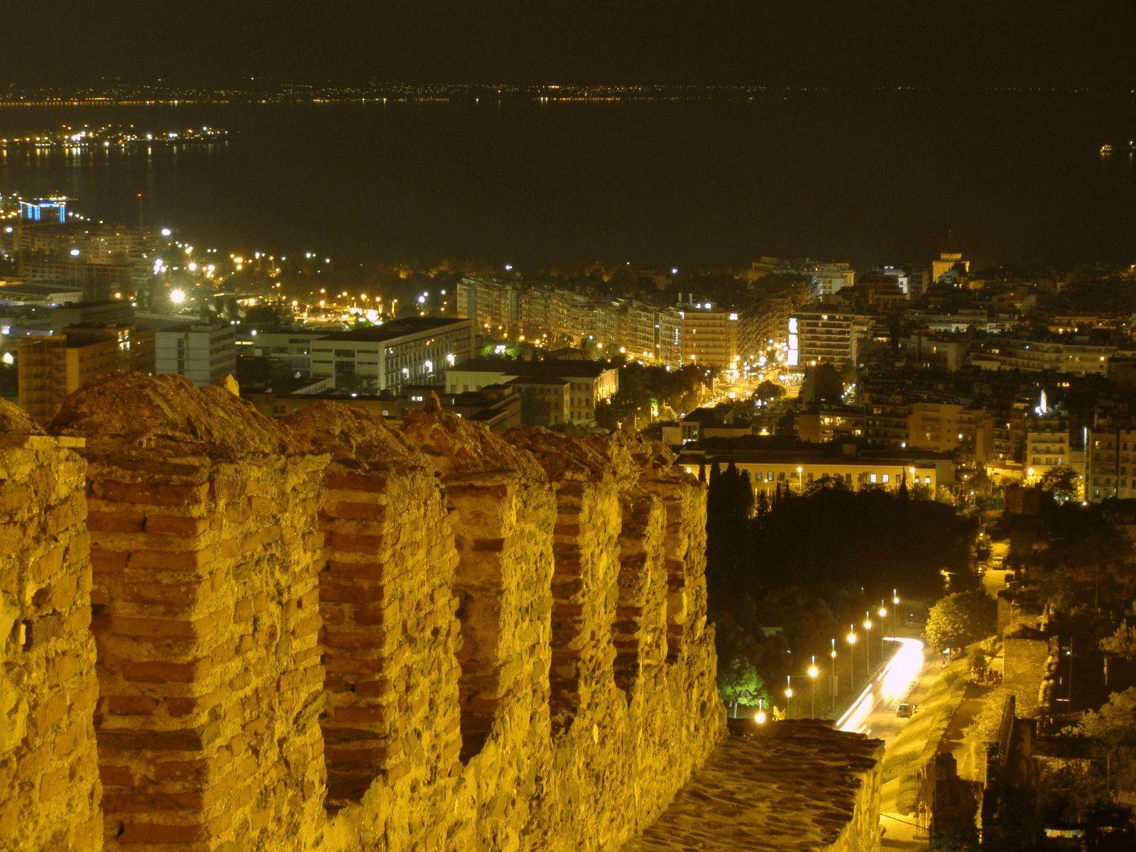 Prijestolnice Grčke i Antička Grčka: Solun