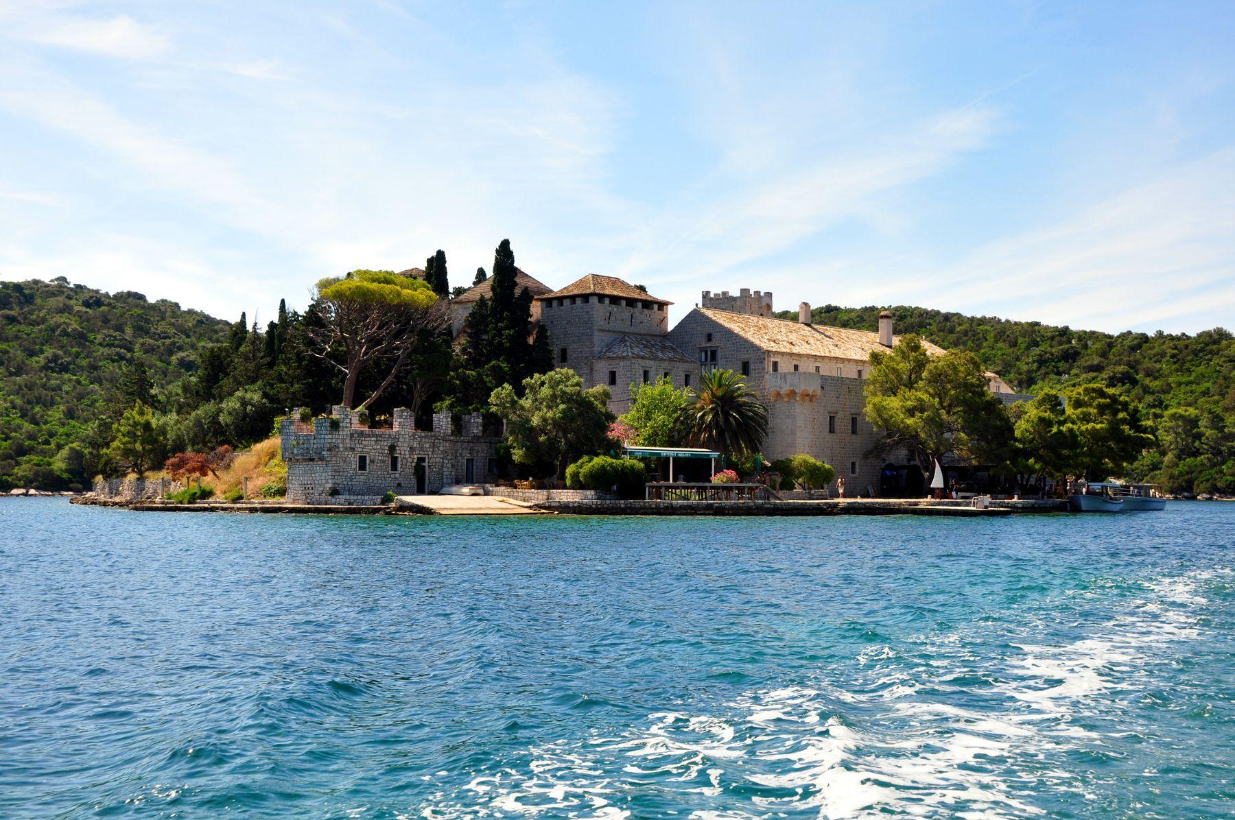 Dubrovnik i južna Dalmacija: Nacionalni park Mljet