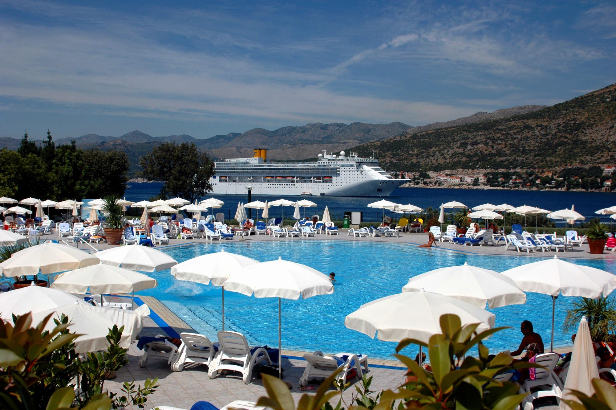 Dubrovnik i južna Dalmacija: Smještaj: Valamar club Dubrovnik 3+*