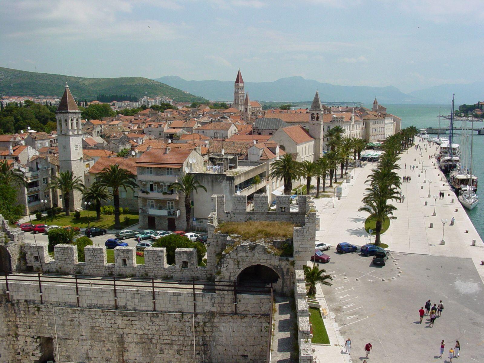 Najbolje od srednje i sjeverne Dalmacije: Trogir