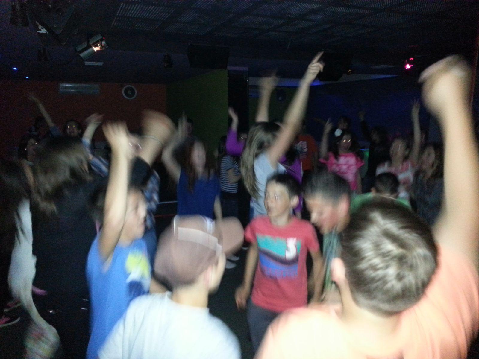 Smještaj: disco tulum!