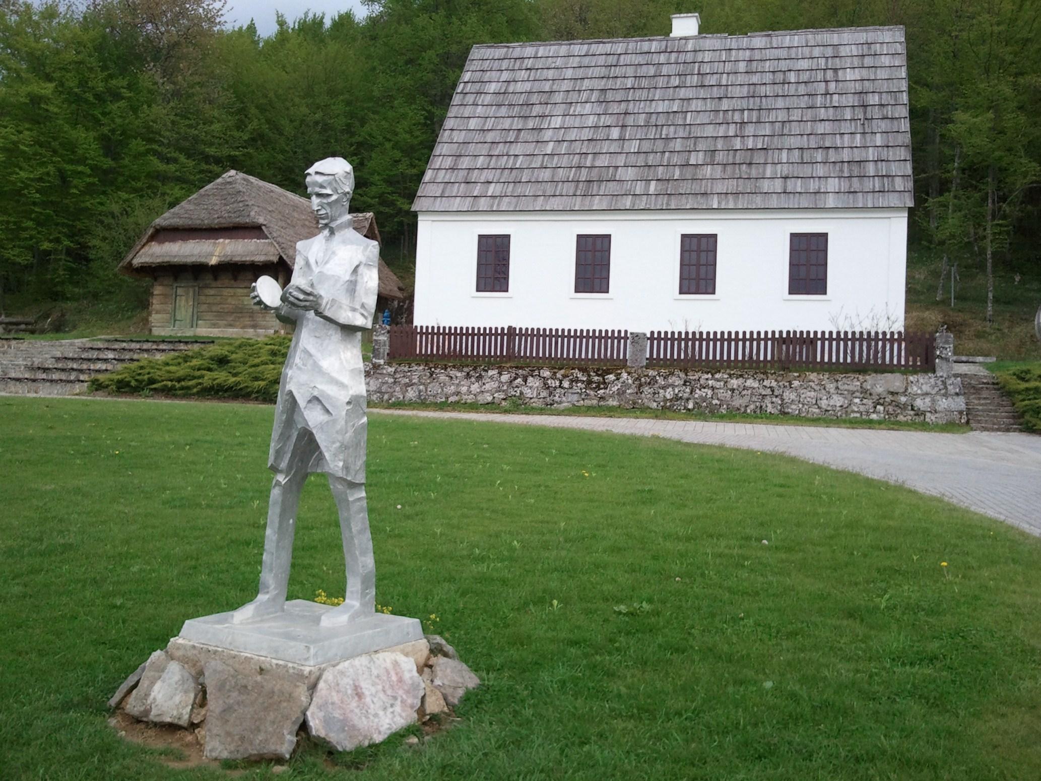 Najbolje od srednje i sjeverne Dalmacije: Smiljan: MC Nikola Tesla