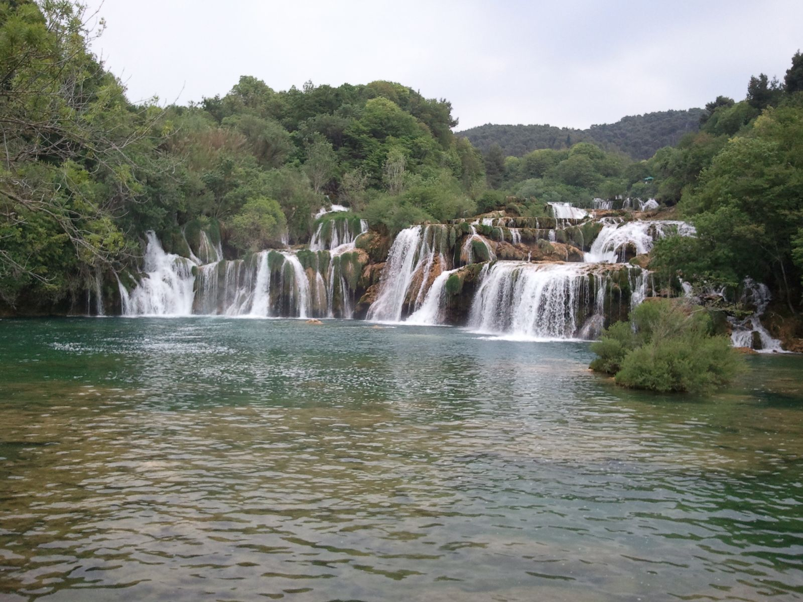Najbolje od srednje i sjeverne Dalmacije: Nacionalni park Krka: slapovi Krke