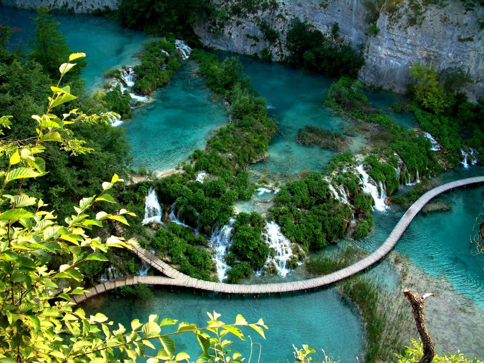 Najbolje od srednje i sjeverne Dalmacije: Nacionalni park Plitvička jezera