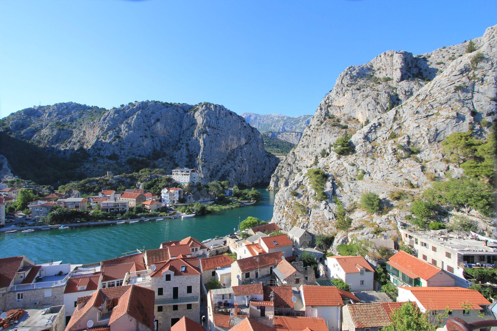 Najbolje od srednje i sjeverne Dalmacije: Omiš