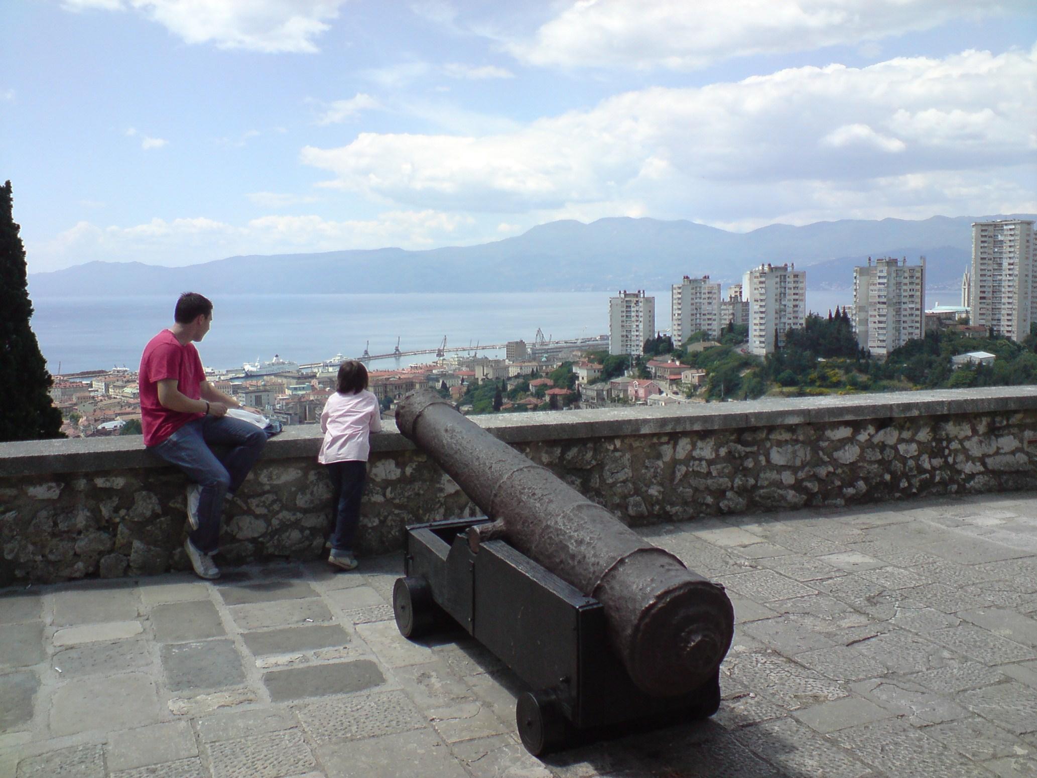 Najbolje od Istre: Rijeka: Trsatska gradina