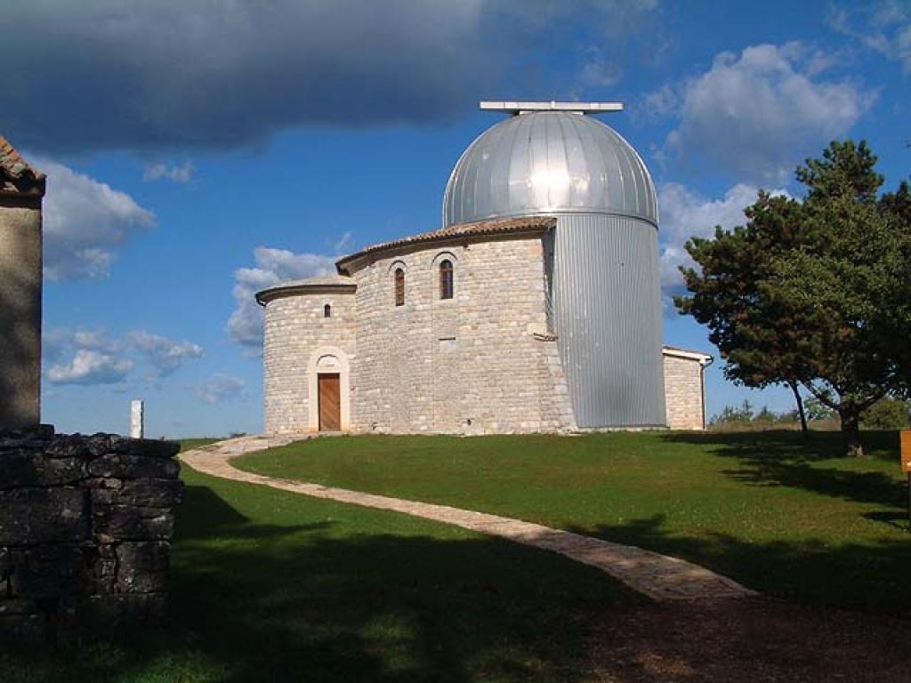 Najbolje od Istre: Zvjezdarnica Višnjan