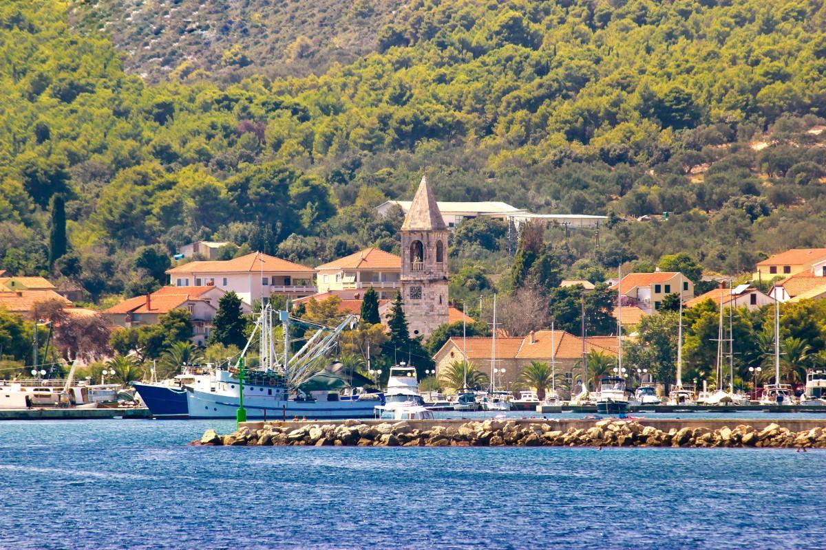 Ljepote sjeverne Dalmacije: Ugljan: Kukljica