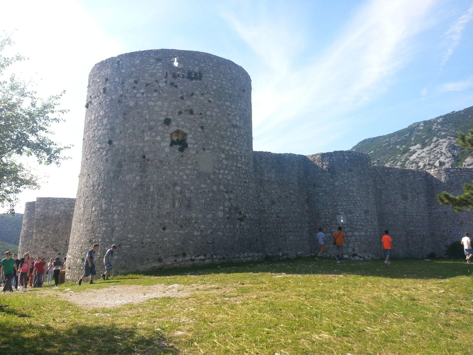 Vinodol: Frankopanska utvrda Drivenik