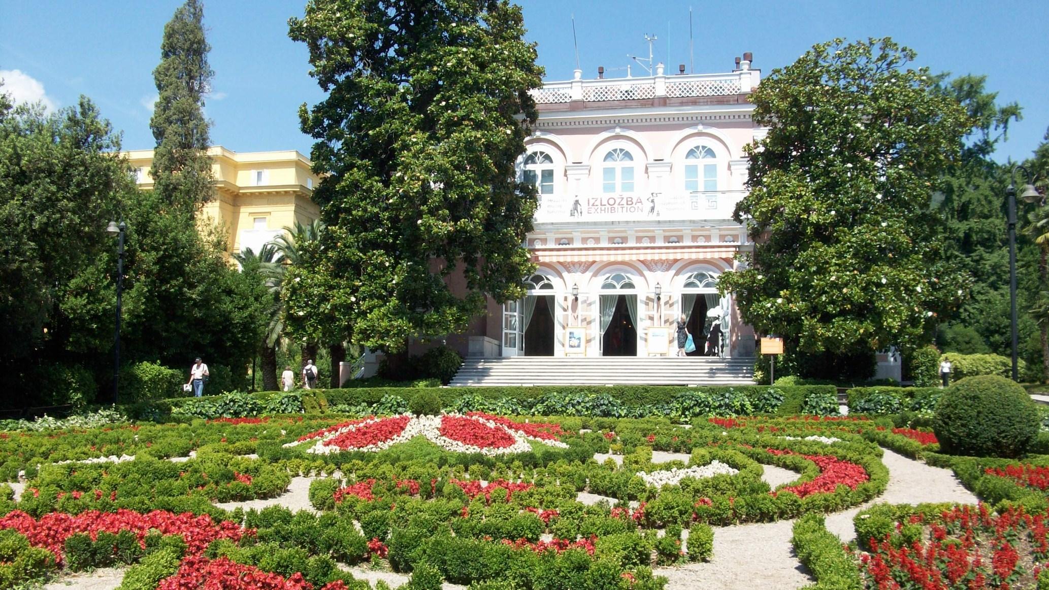Opatija: Villa Angiolina