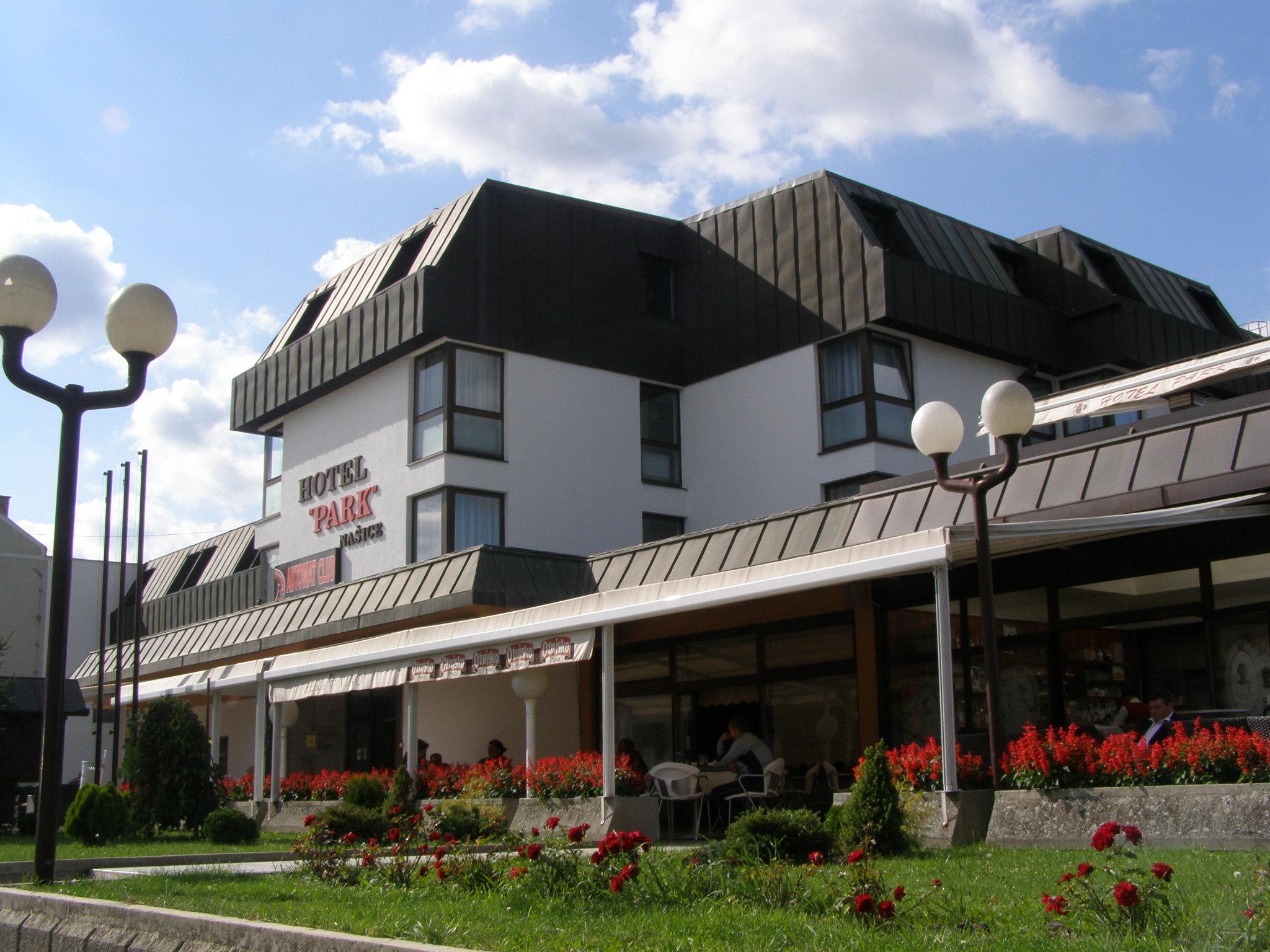 Najbolje od Slavonije: Smještaj: hotel Park 3*, Našice