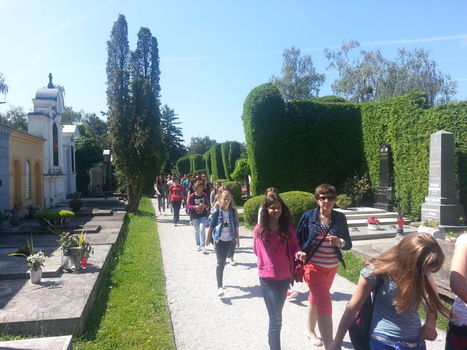 Hrvatsko Zagorje i Međimurje: Varaždin: Varaždinsko groblje