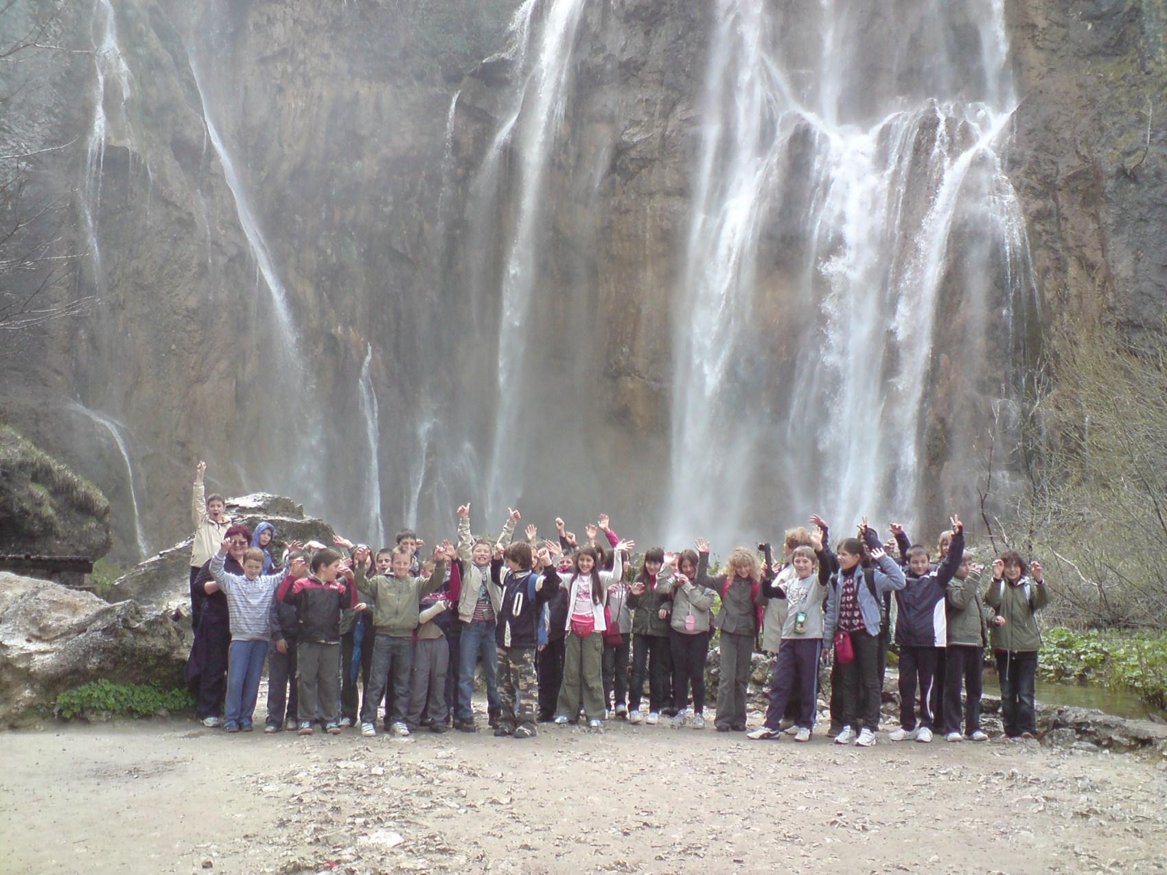 Plitvička jezera i Banovina: Najveći hrvatski slap