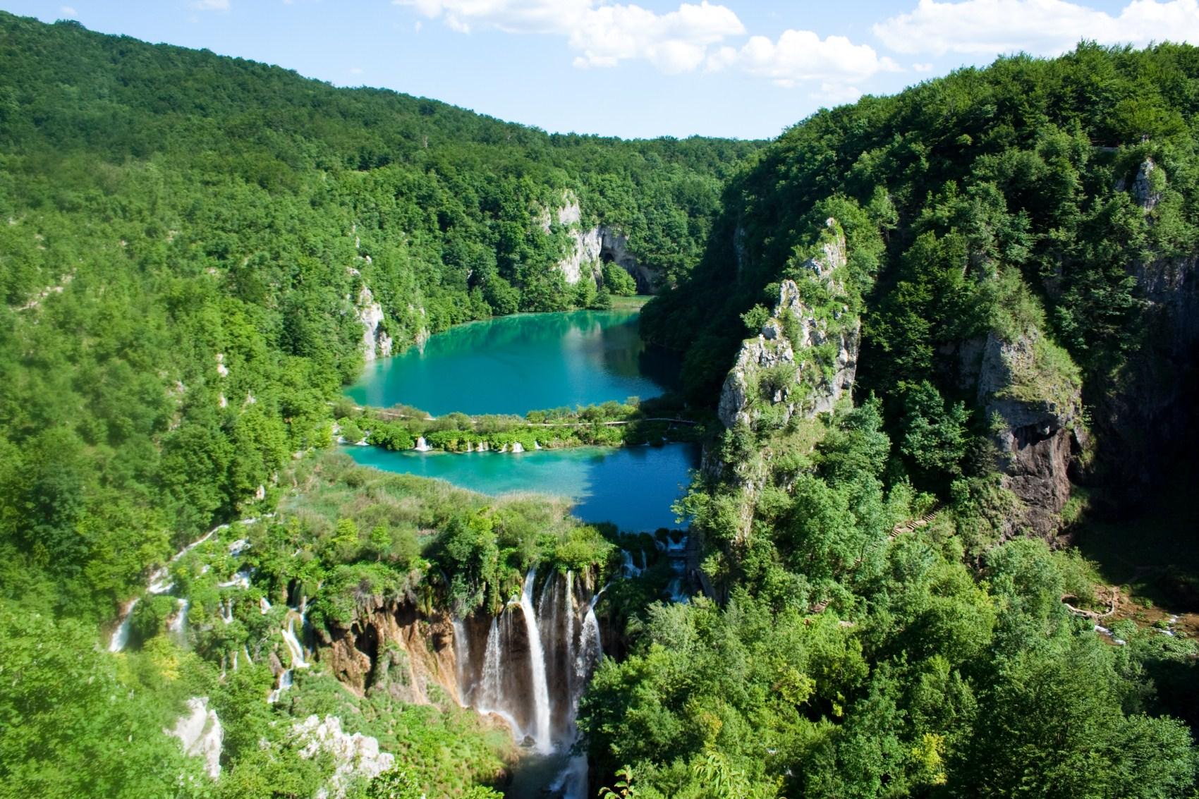 Plitvička jezera i Banovina