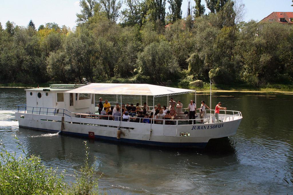Plitvička jezera i Banovina: Park prirode Lonjsko polje: vožnje po rijeci Savi
