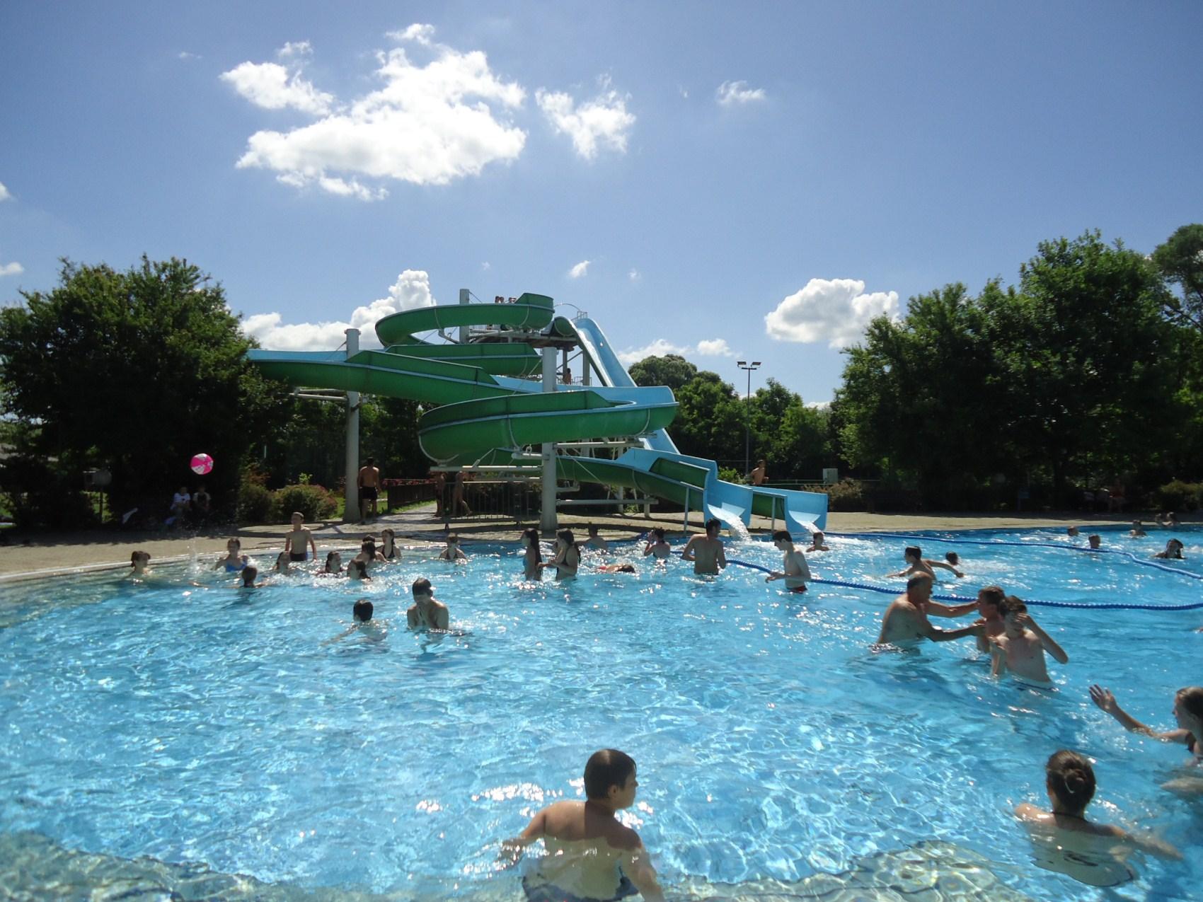 Plitvička jezera i Banovina: Kupanje u Toptermama Topusko