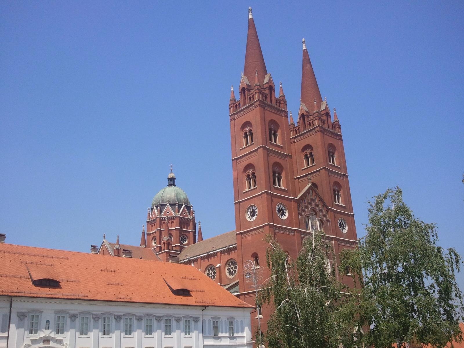Slavonija: Đakovo: Katedrala sv. Petra