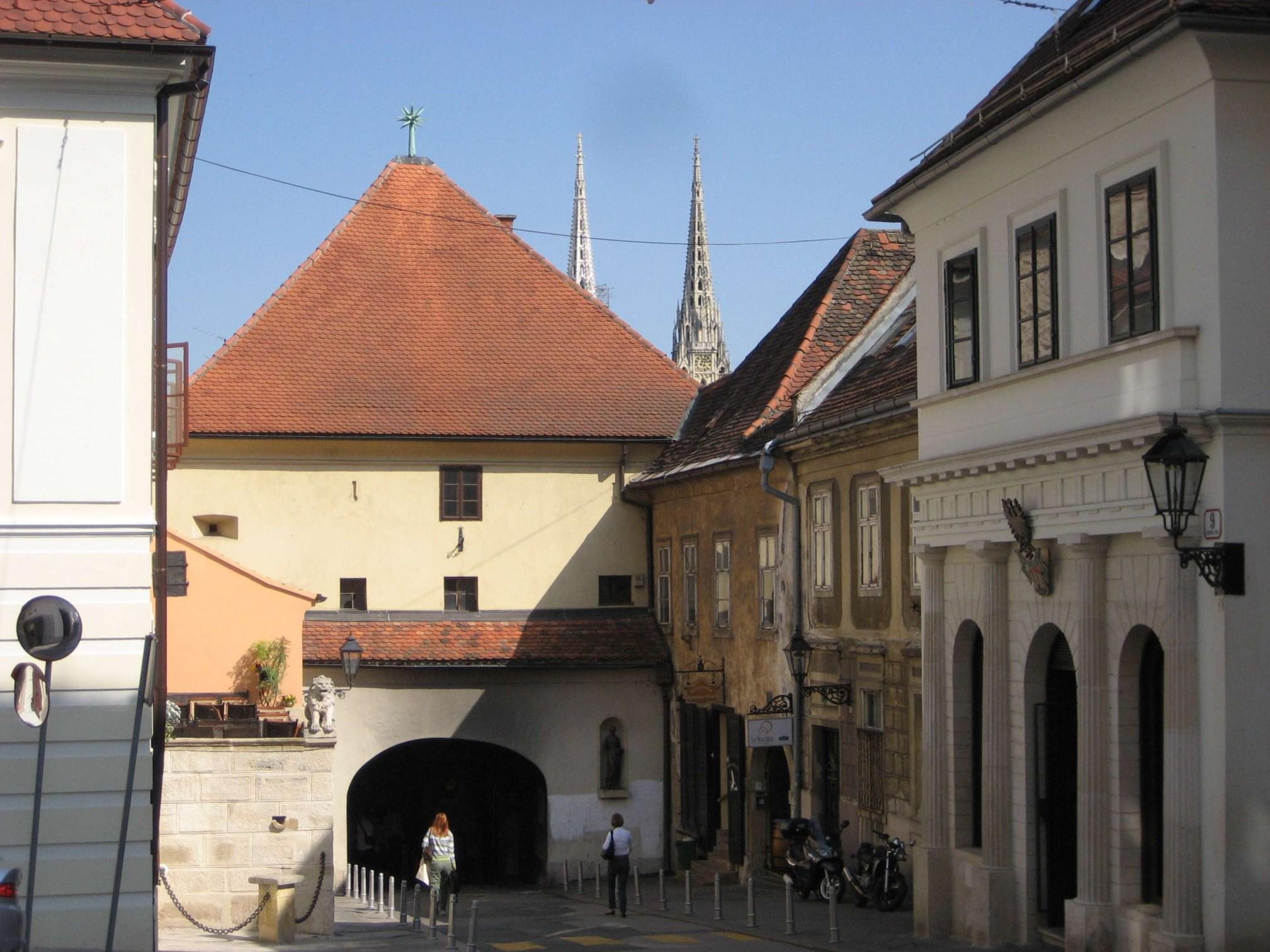 Zagreb - Opća tura: Kamenita vrata