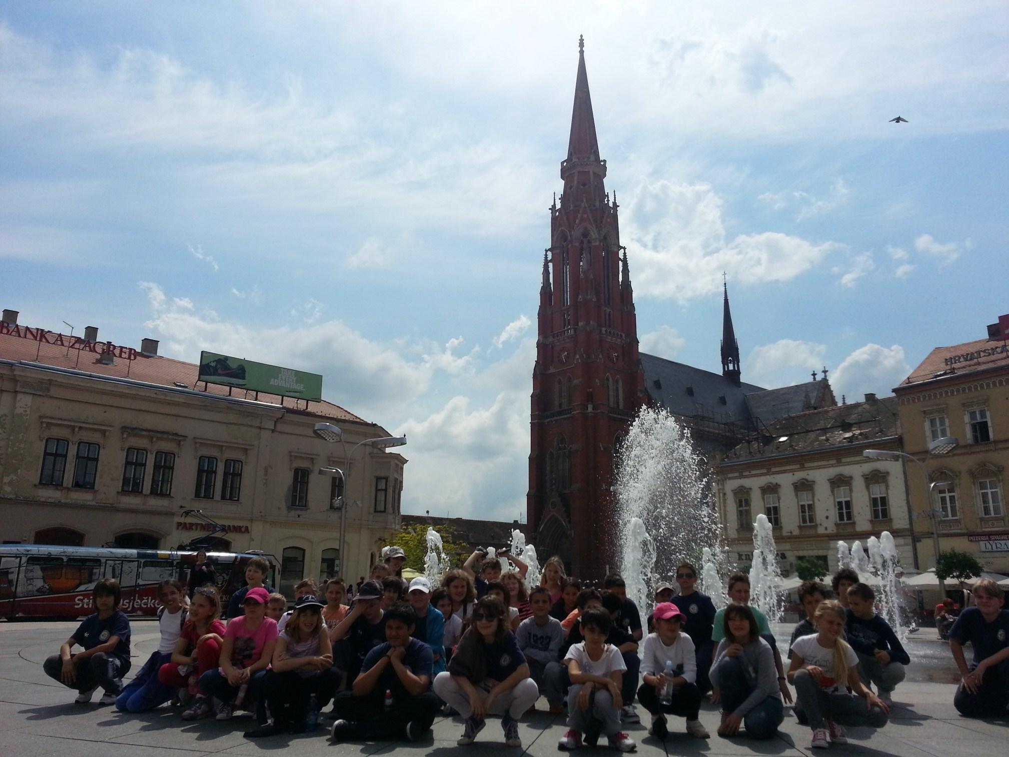 Najveći slavonski grad Osijek i Baranja: Osijek