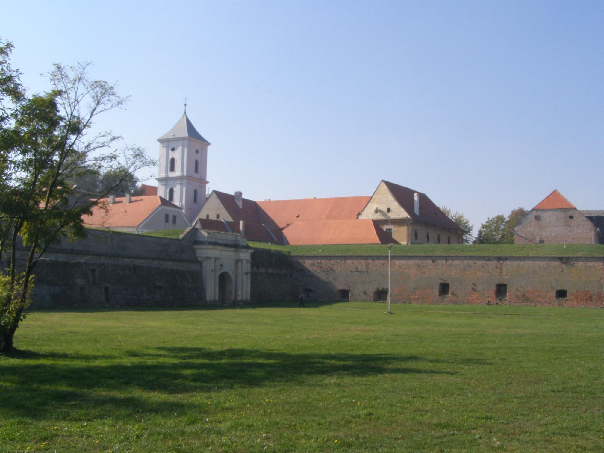 Najveći slavonski grad Osijek i Baranja: Osijek: Tvrđa