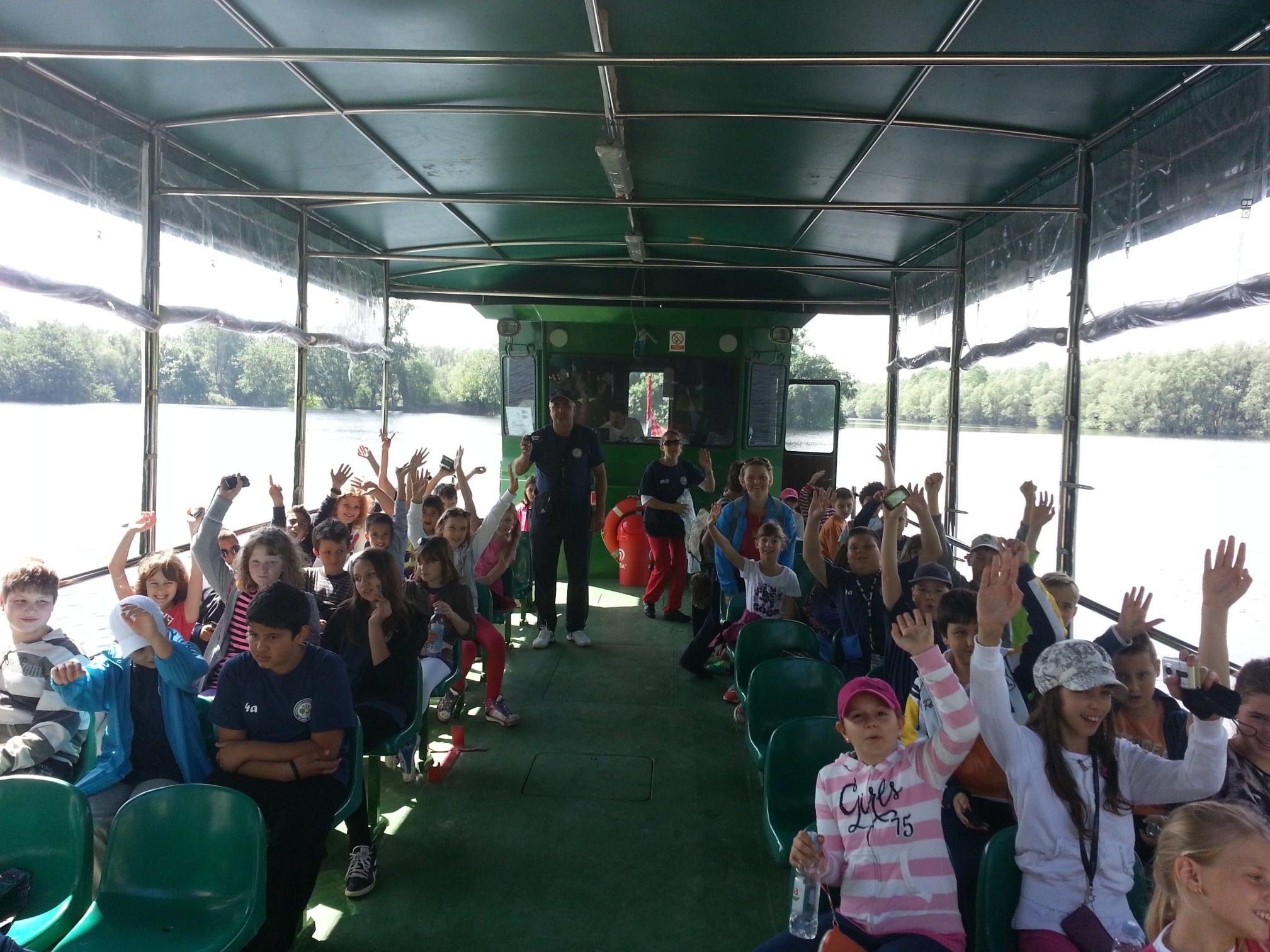 Najveći slavonski grad Osijek i Baranja: Park prirode Kopački rit