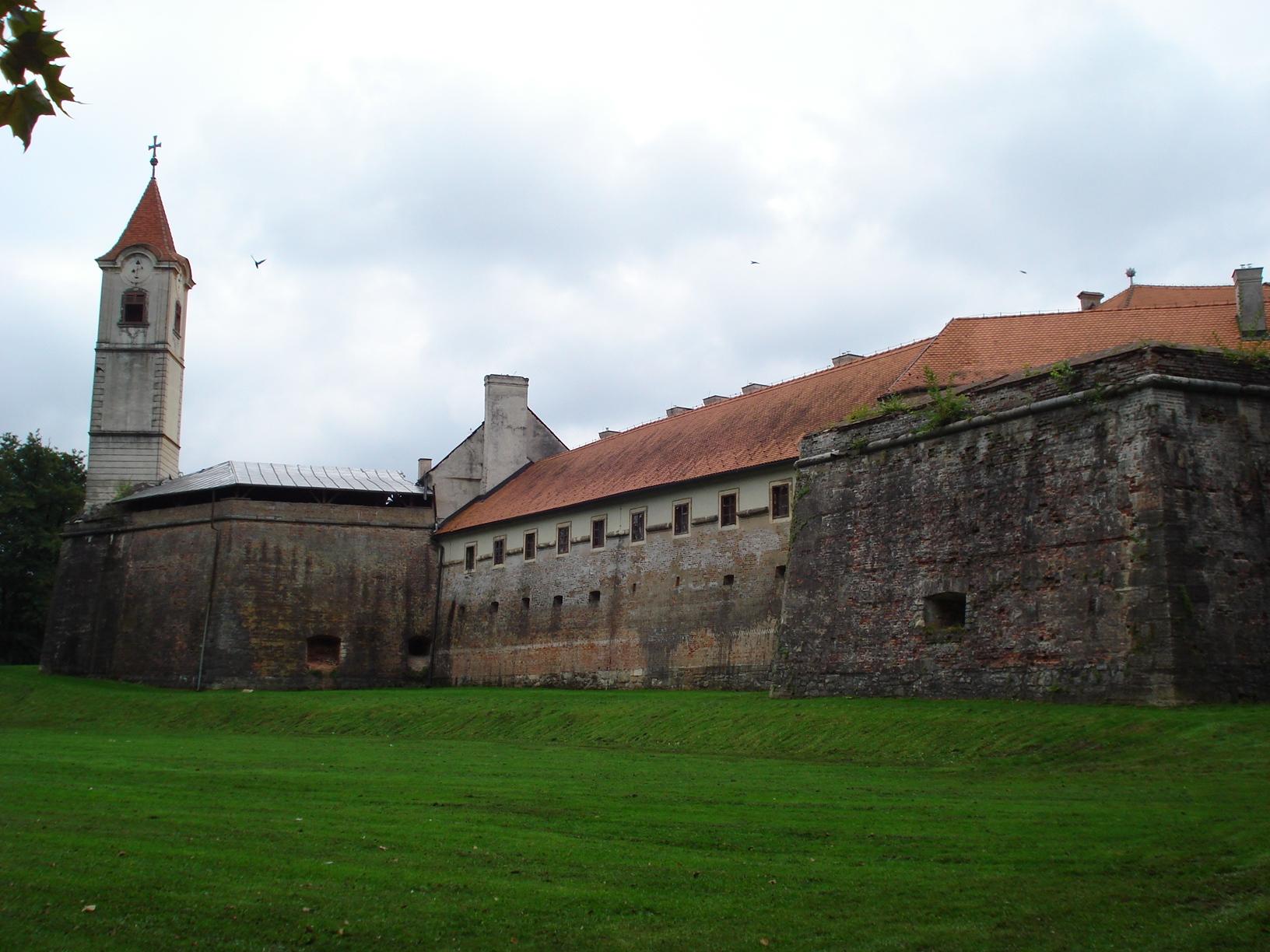 Međimurje i Čakovec: Čakovec: Stari grad Zrinski