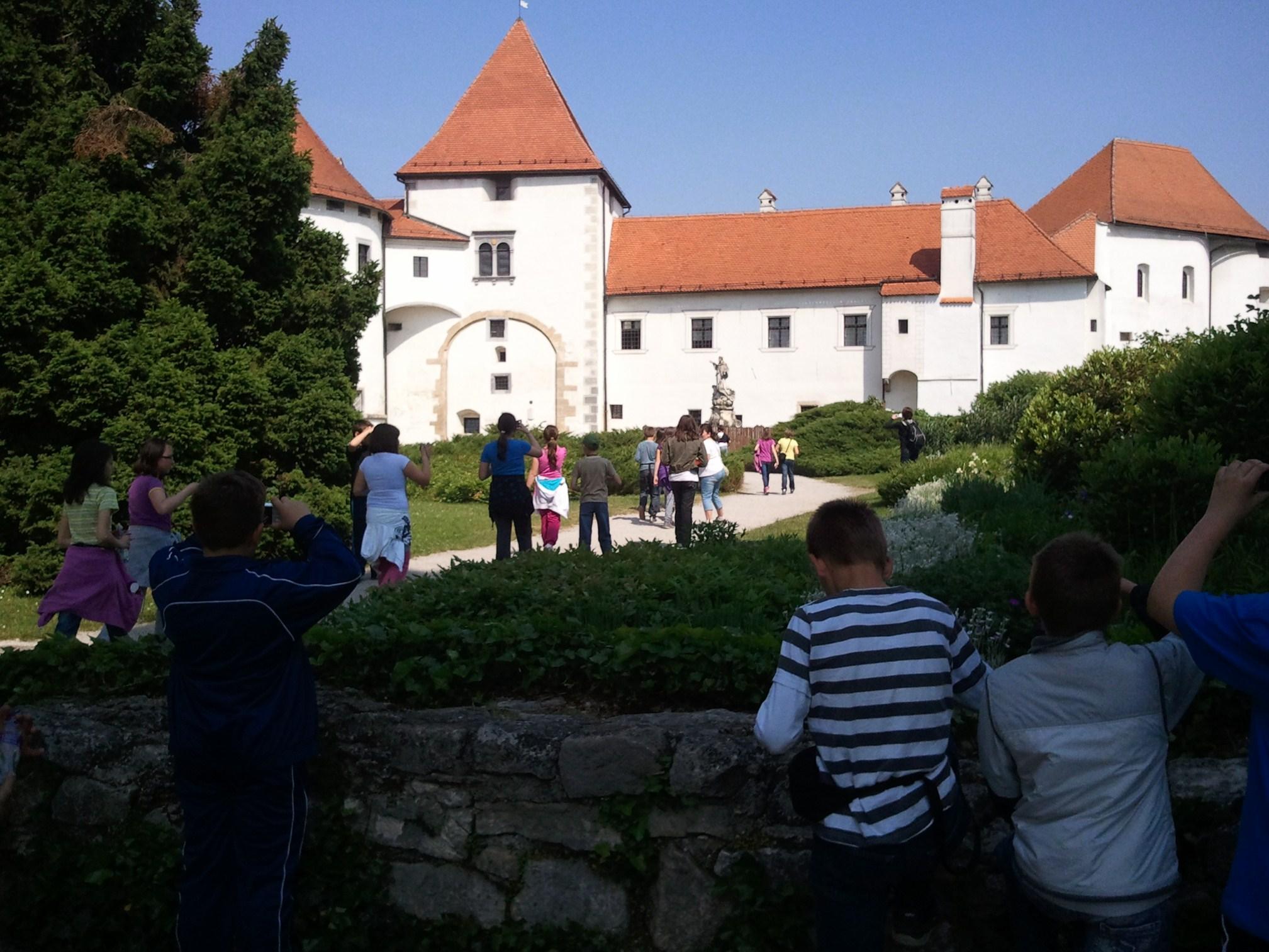 Međimurje i Čakovec: Varaždin: Stari grad