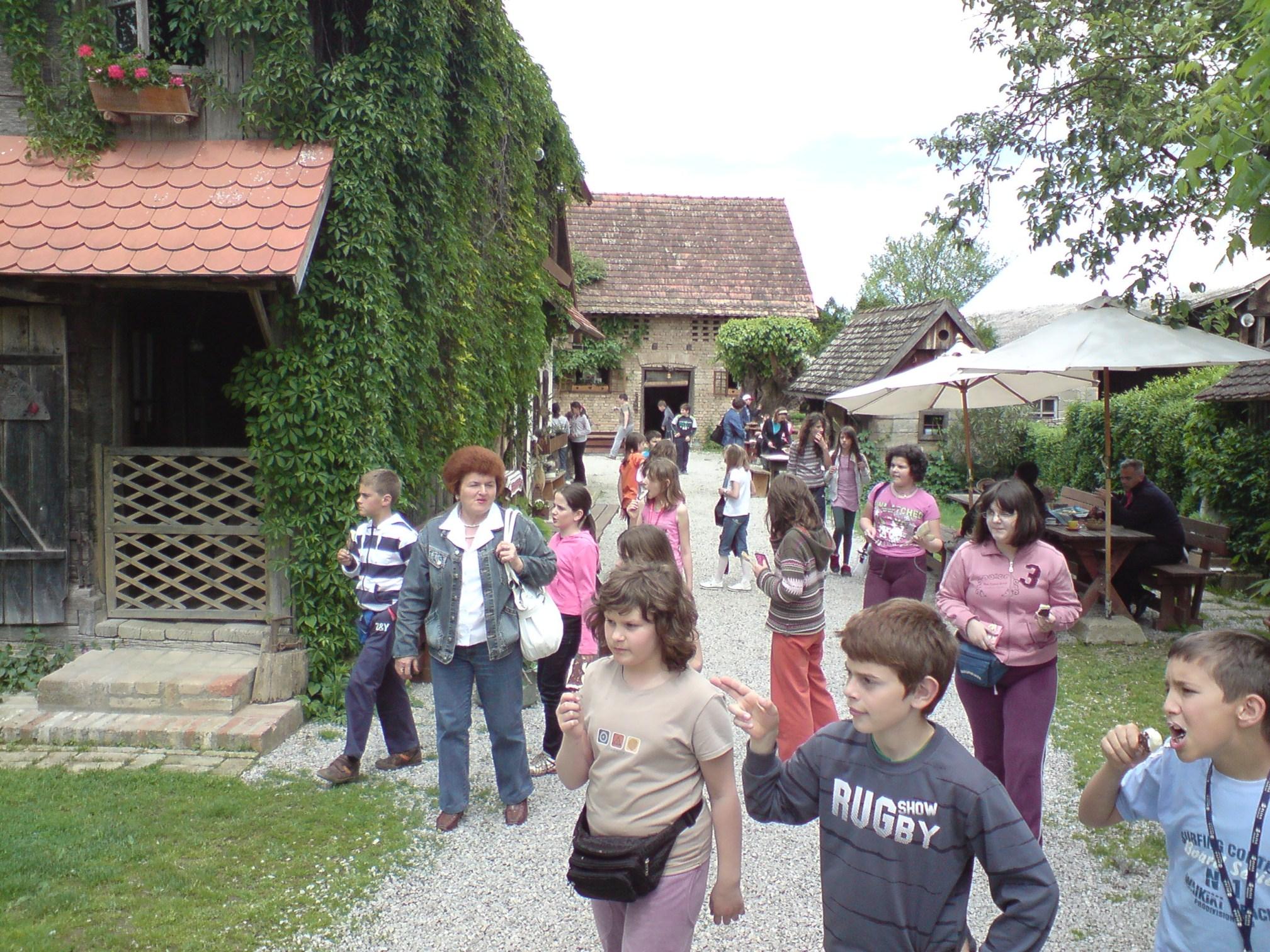 Donose li rode djecu?: Park prirode Lonjsko polje: etno sadržaji