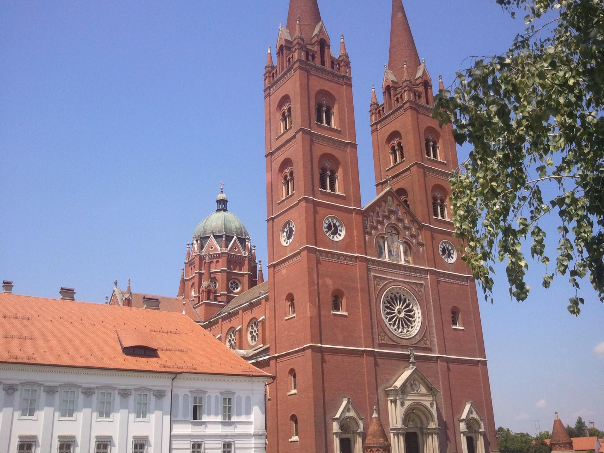 Biskupsko Đakovo i grofovsko Našice: Đakovo: Katedrala sv. Petra