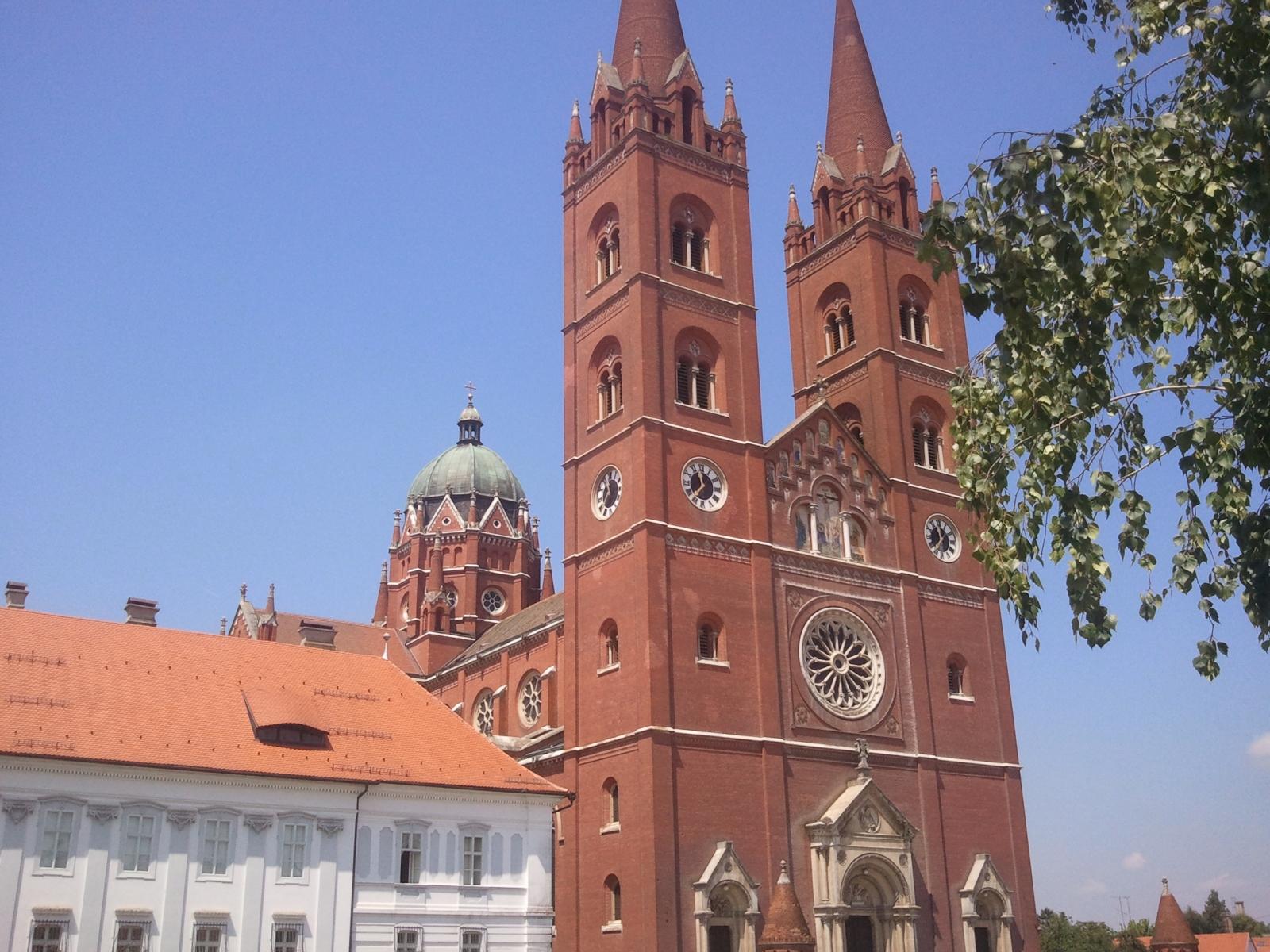 Slavonija i Baranja: Đakovo: Katedrala sv. Petra