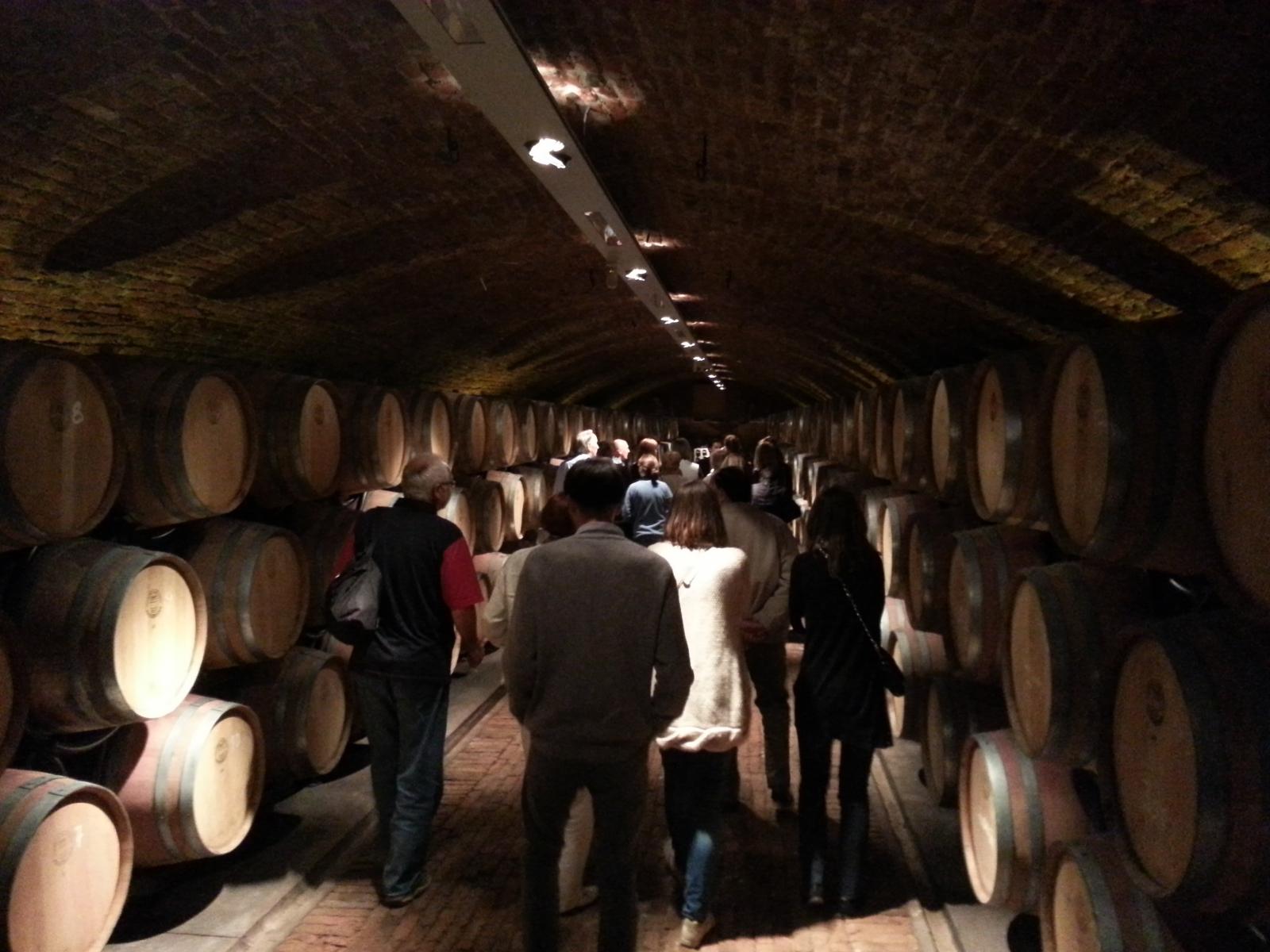 Slavonija i Baranja: Feravino: Stari podrum