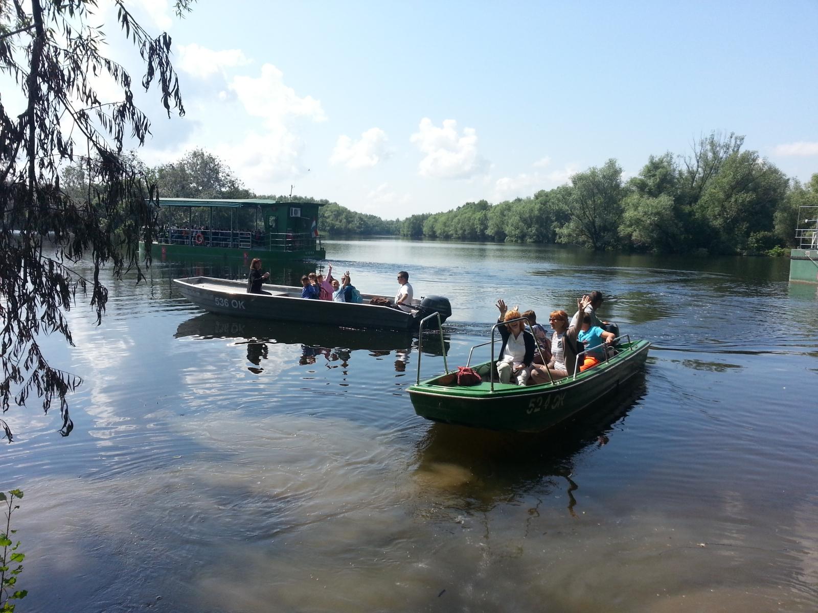 Slavonija i Baranja: Park prirode Kopački rit