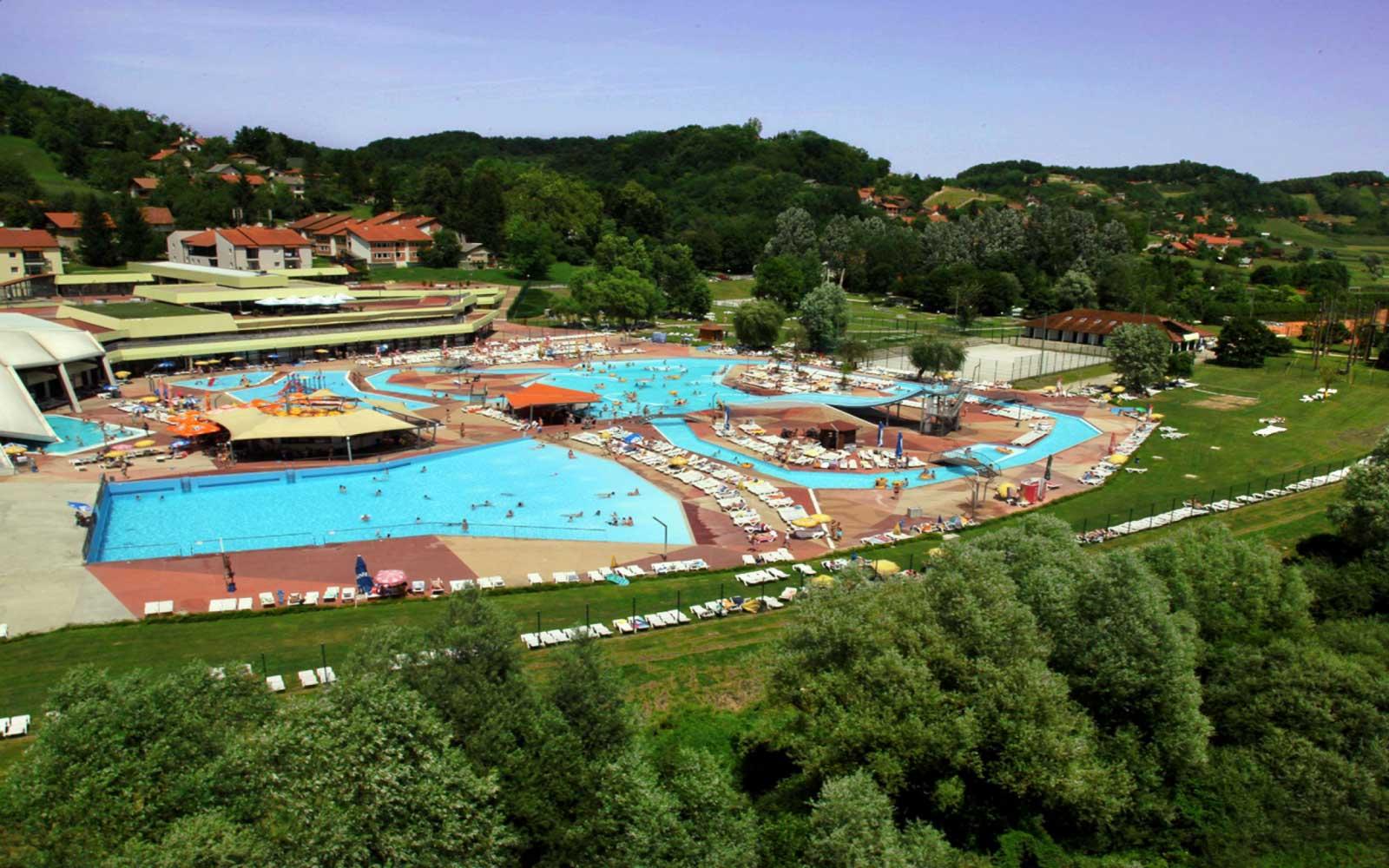 Hrvatsko Zagorje: Kupanje u zagorskim toplicama