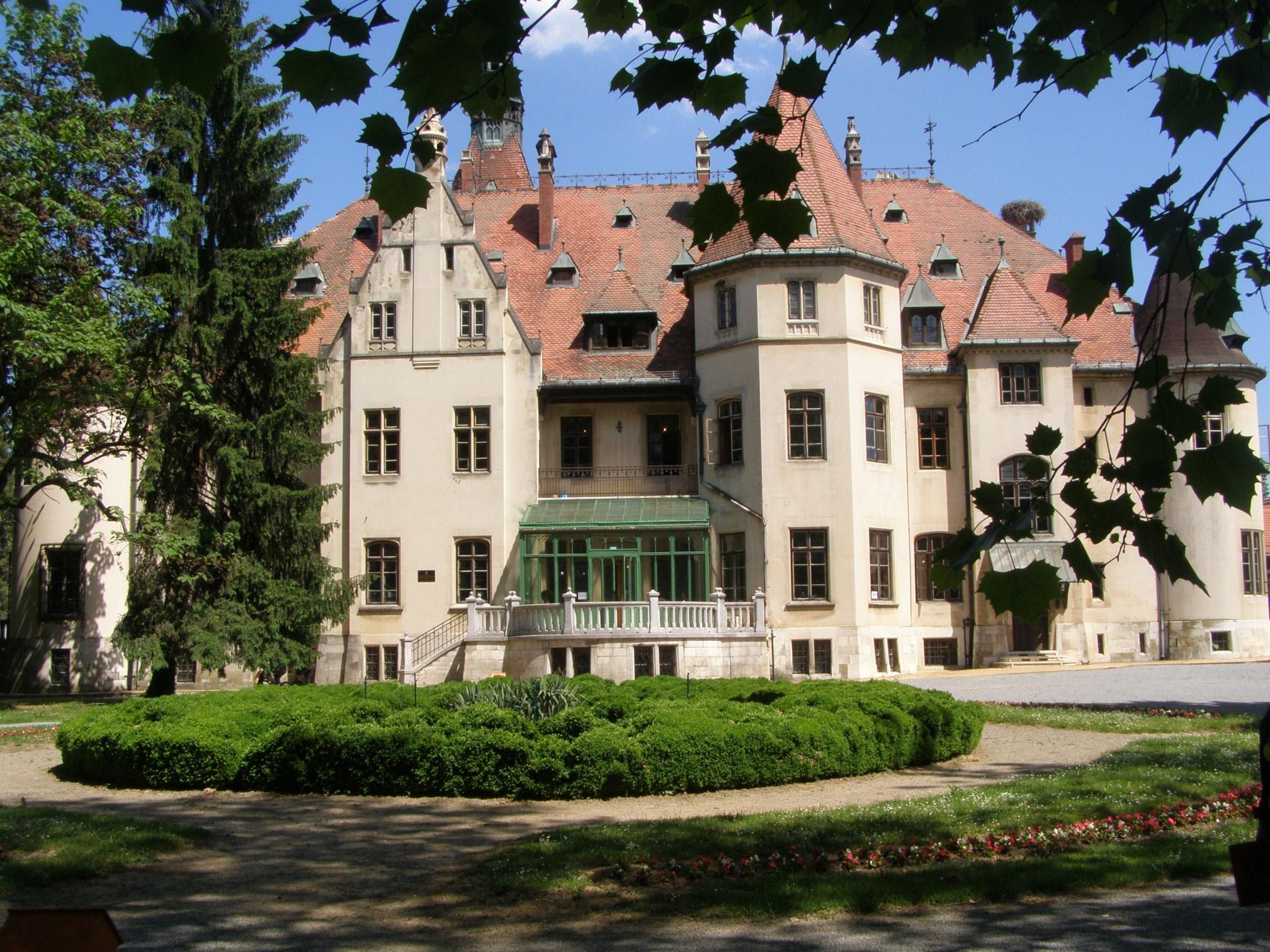 Slavonski plemići i najljepši dvorci Slavonije: Donji Miholjac: Dvorac Mailath