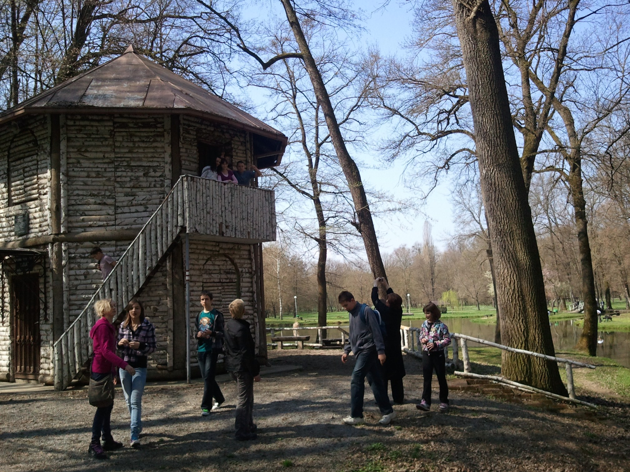 Slavonski plemići i najljepši dvorci Slavonije: Našice: Dorin paviljon