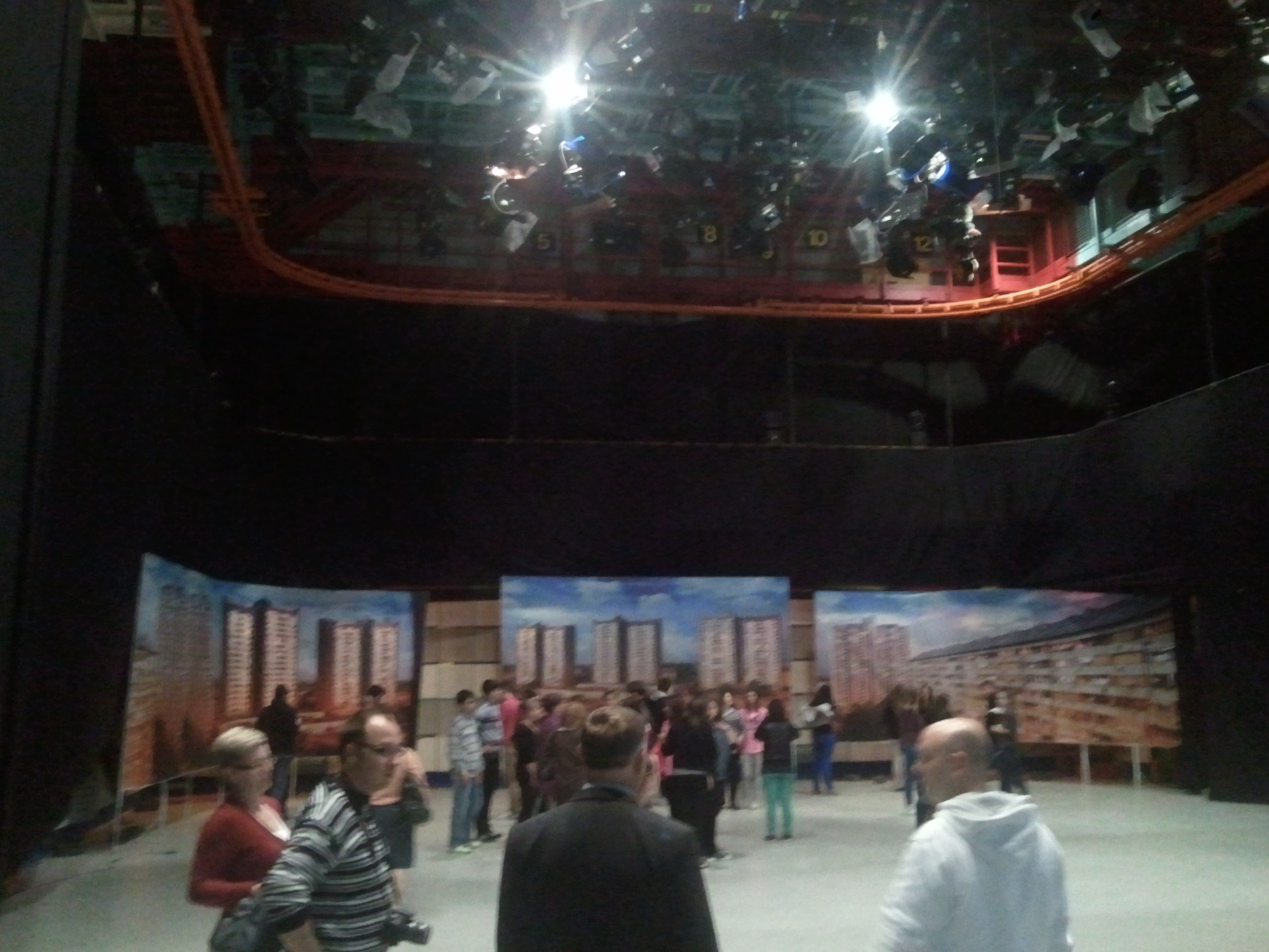 HTV: Najveći studio za spektakle