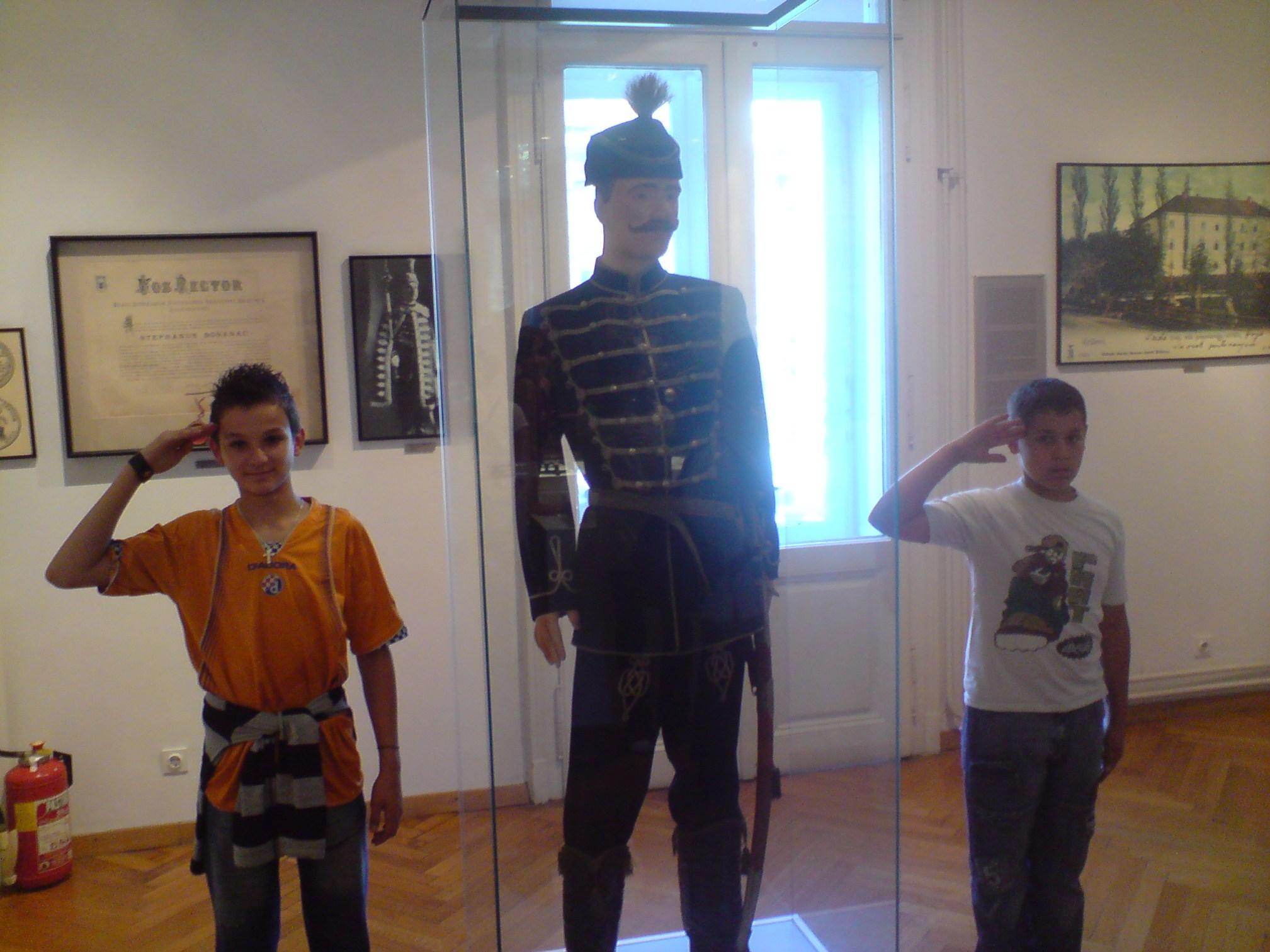 Zagreb kroz hrvatski jezik: Hrvatski školski muzej