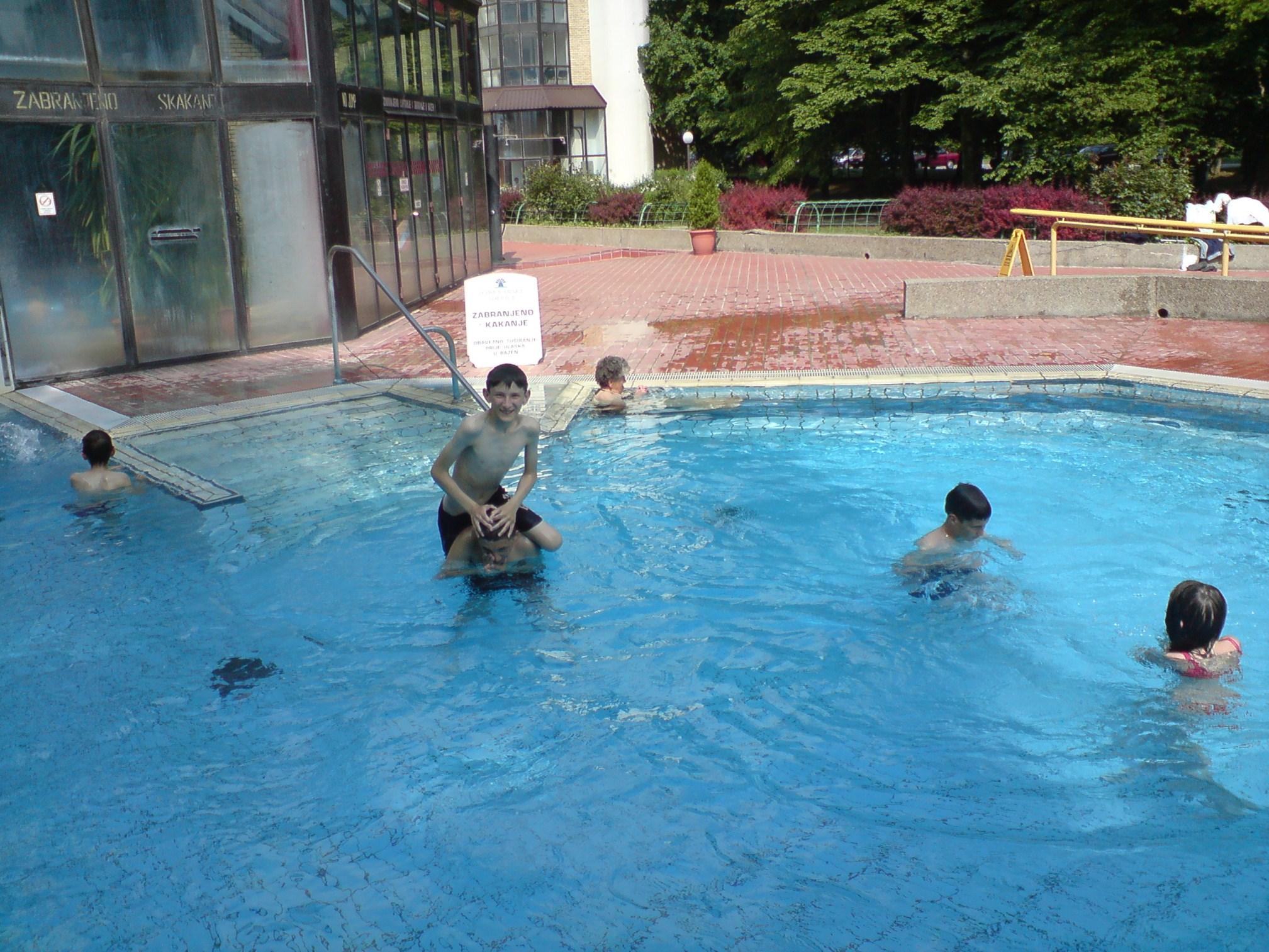 Daruvar: termalni kompleks Aquae Balissae