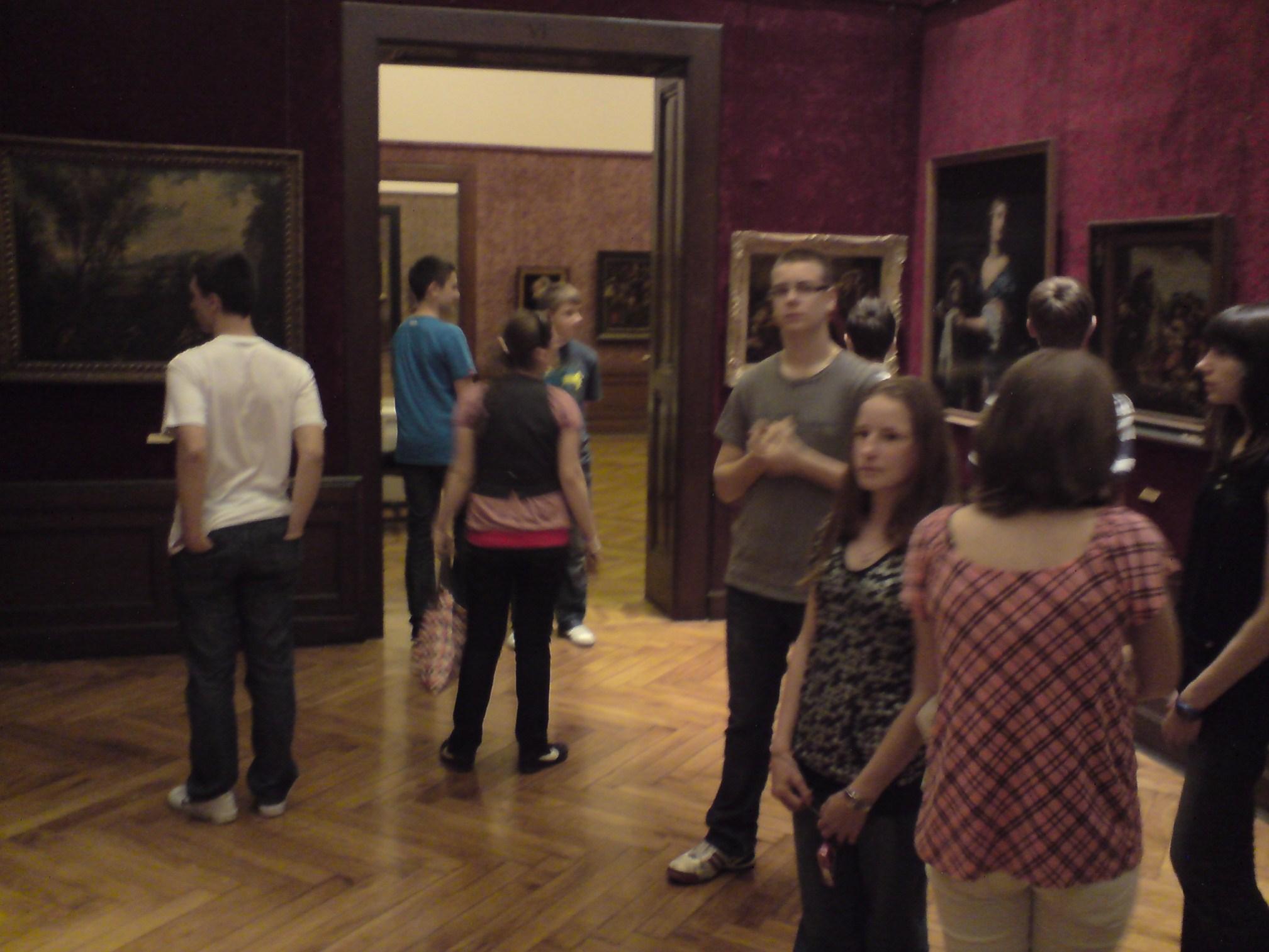 Zagreb kroz kulturu i umjetnost: HAZU: Strossmayerova galerija starih majstora