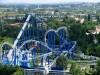 Gardaland: Blue tornado