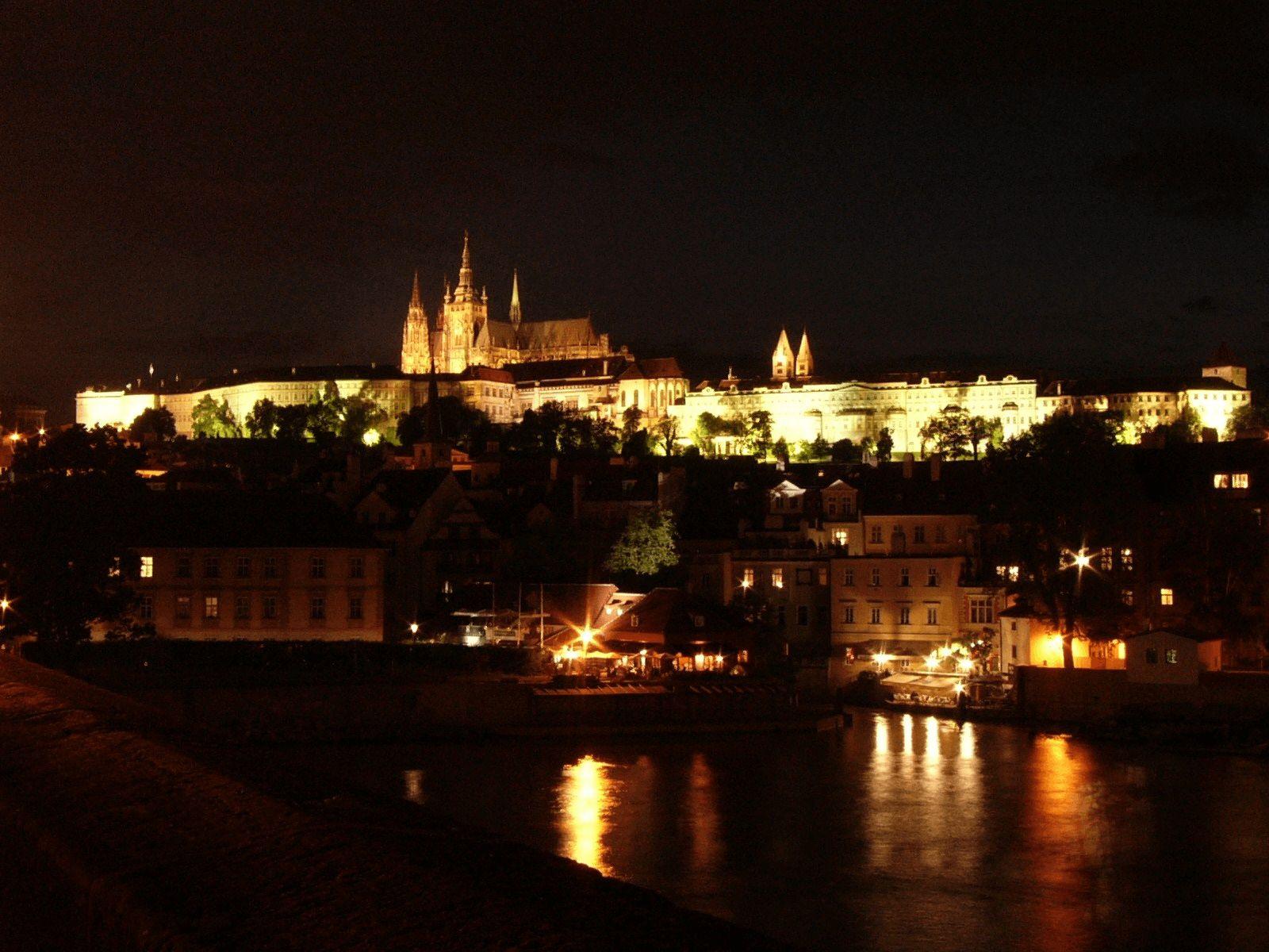 Prag i Krakow: Prag: Praški dvorac