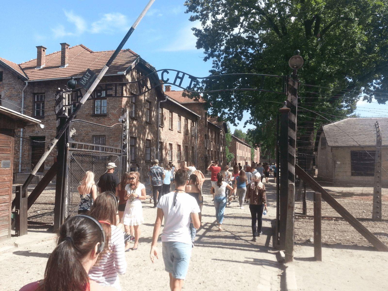 Prag i Krakow: Koncetracioni logor Auschwitz