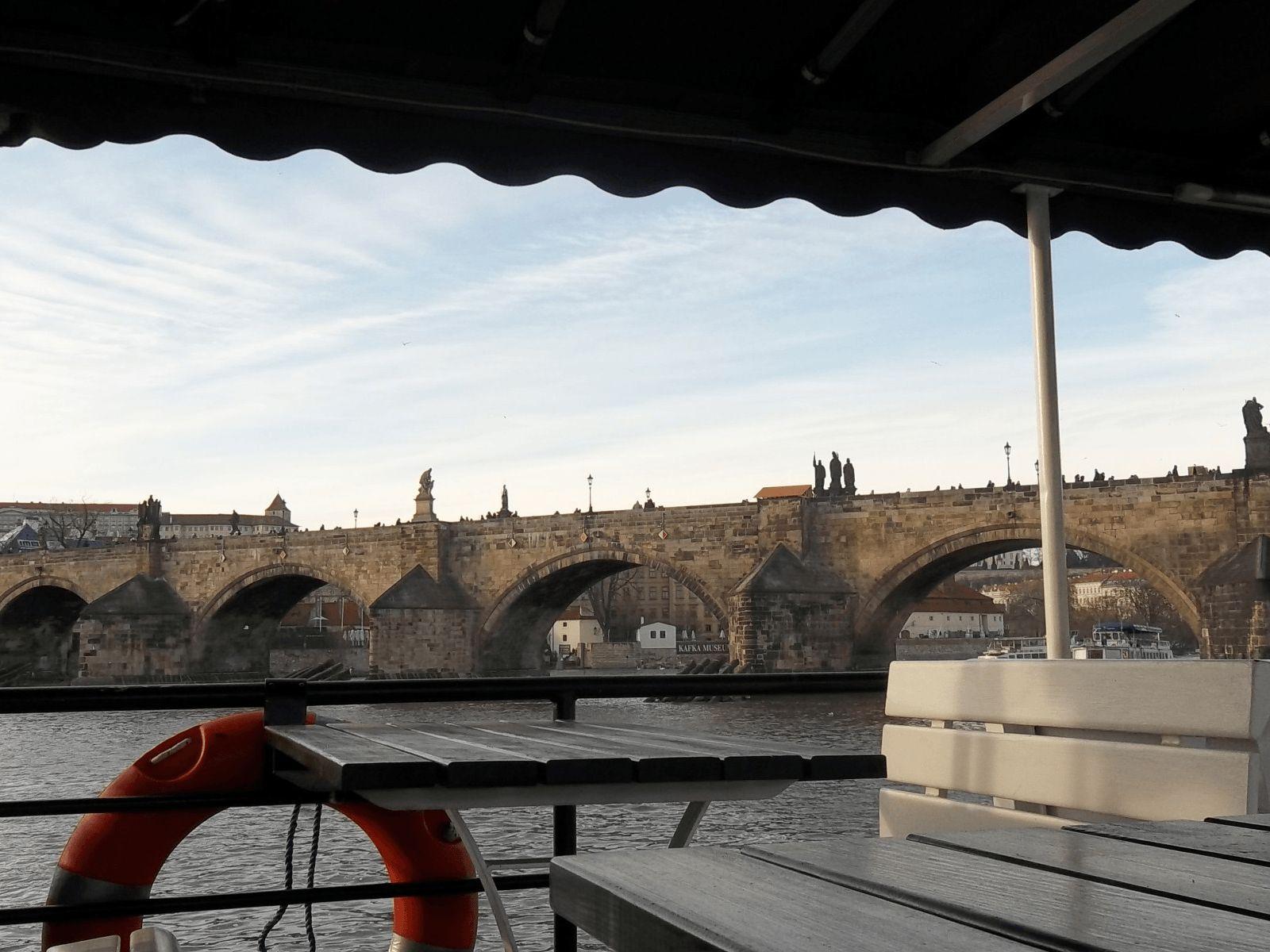 Prag i Krakow: Prag: vožnja brodom po Vltavi